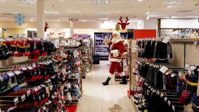 Este ano, os portugueses tencionam gastar menos nas compras de Natal