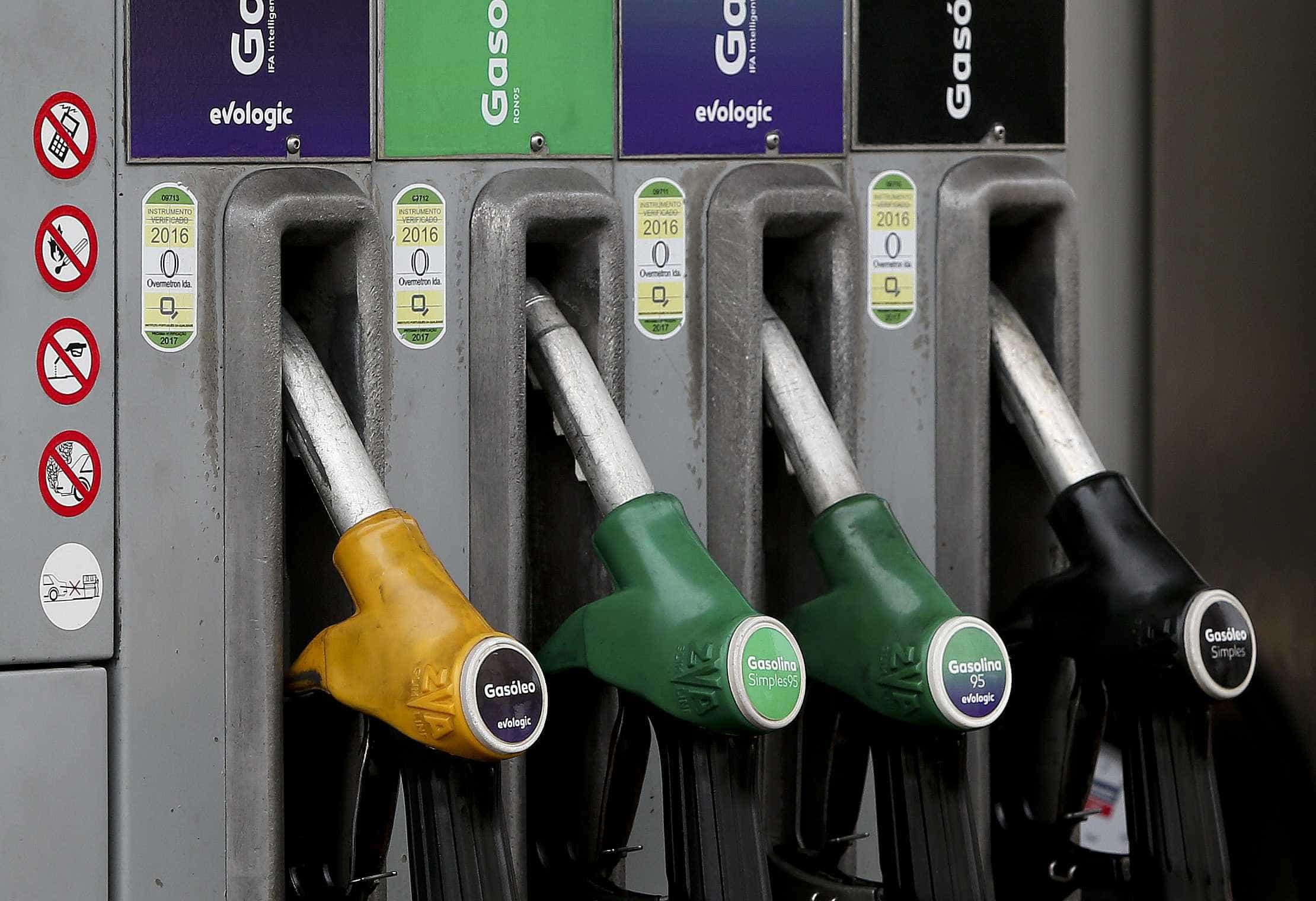 Redução da carga fiscal no OE2018 sobre os combustíveis seria positiva