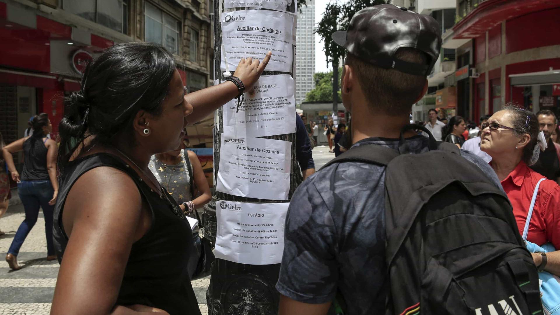 Desigualdade de rendimento no Brasil atingiu maior patamar desde 2012