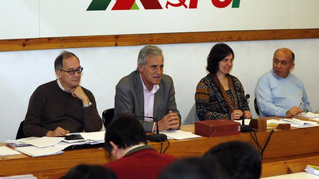 PCP reúne Comité Central no domingo para confirmar voto a favor ao OE2019
