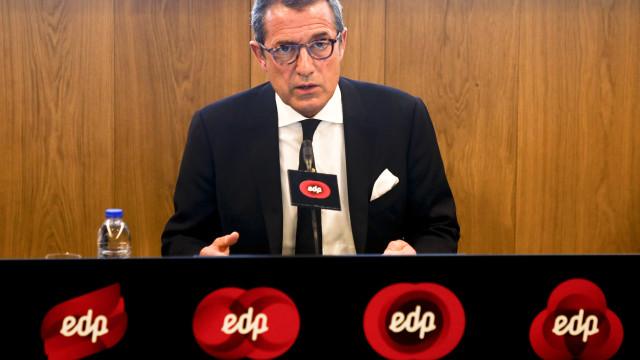 António Mexia responde hoje sobre rendas e relação com Manuel Pinho
