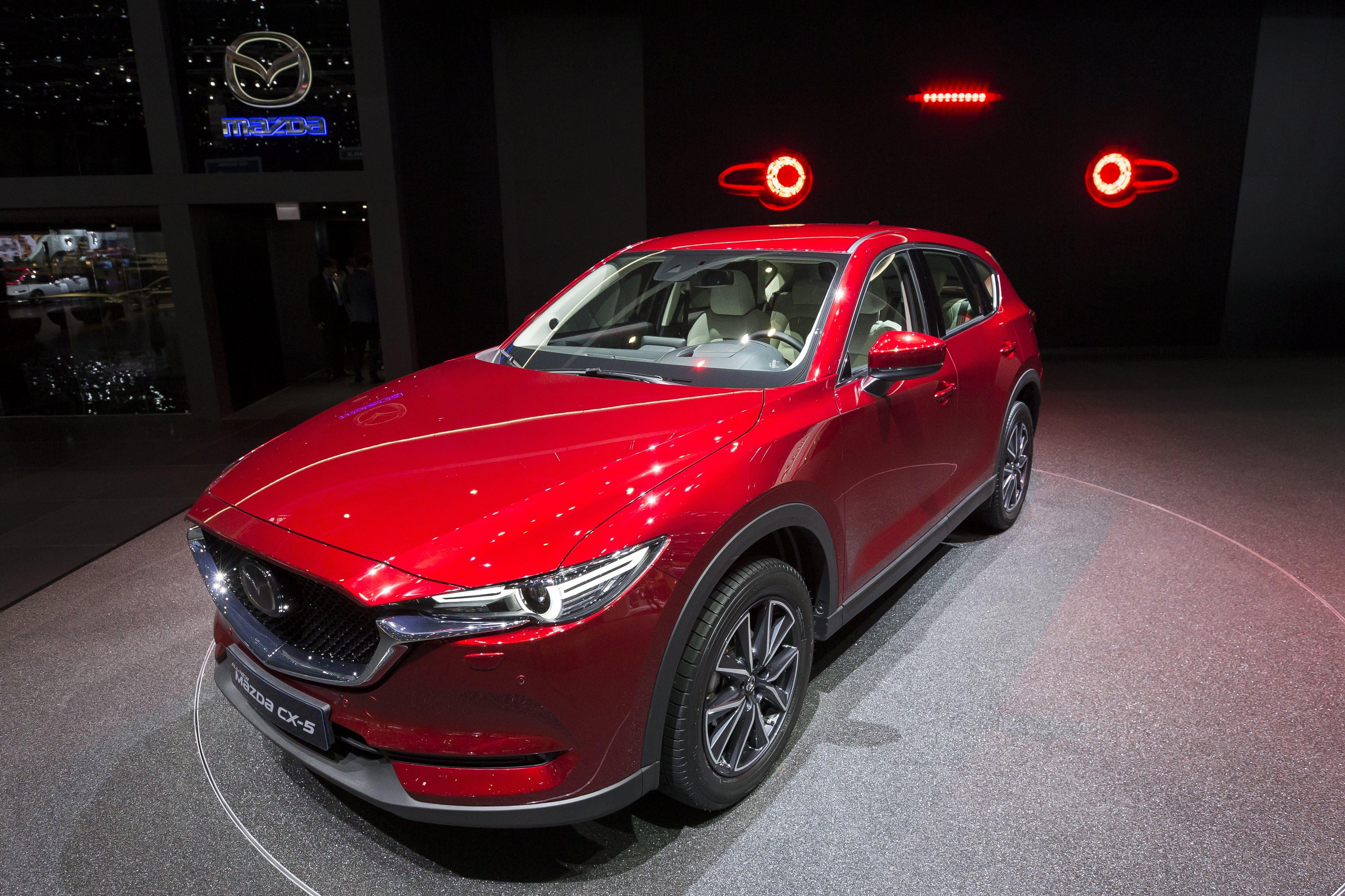 Mazda chama 640.000 carros à oficina por avarias nas válvulas