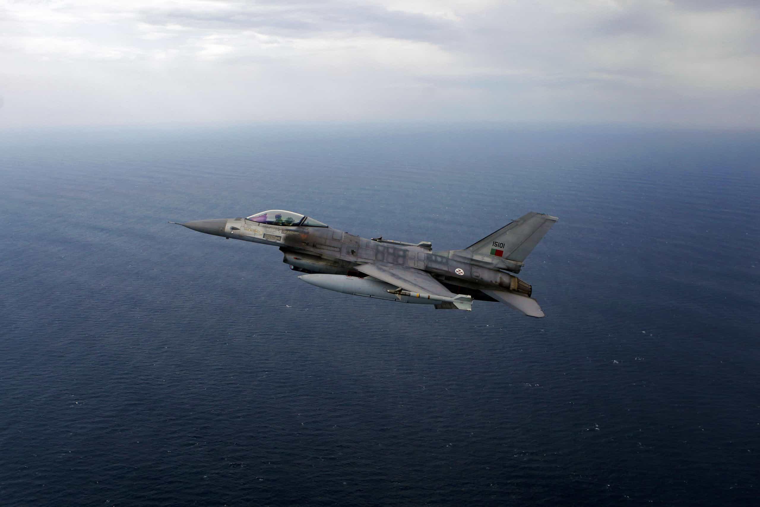 Finlândia deteta violação do espaço aéreo por avião português