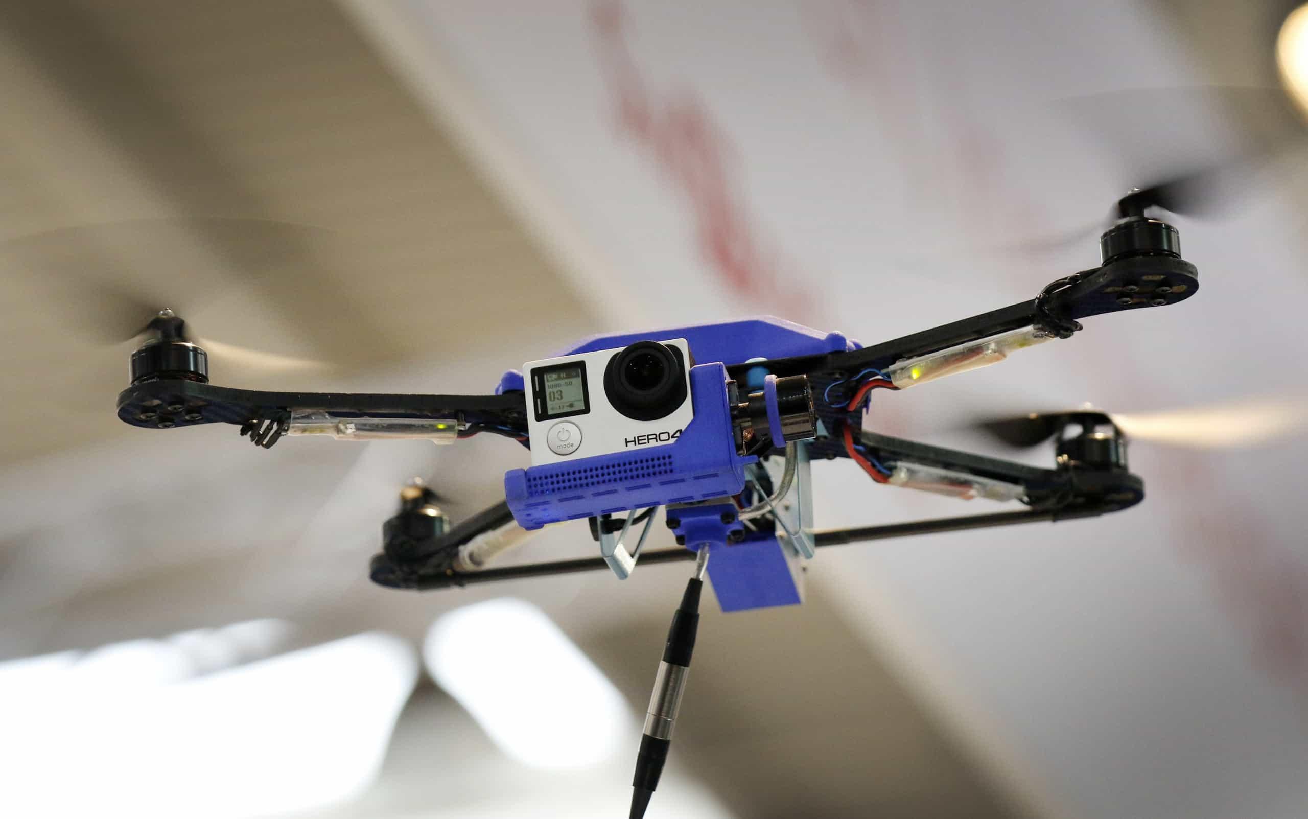 Multa de 3.900 euros para dono de drone que caiu na pista do Aeroporto