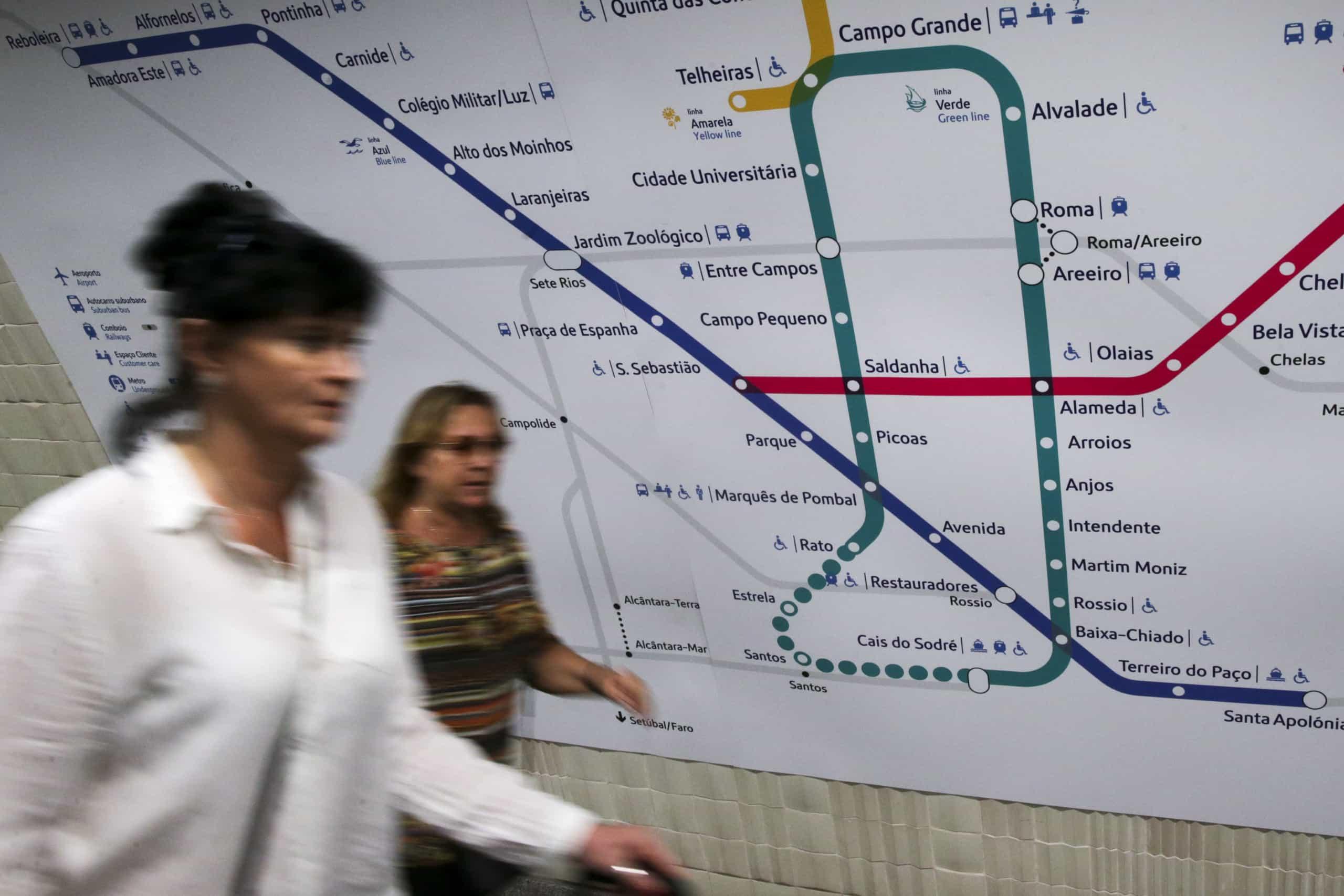 Estações de metro da Almirante Reis acolhem festival artístico