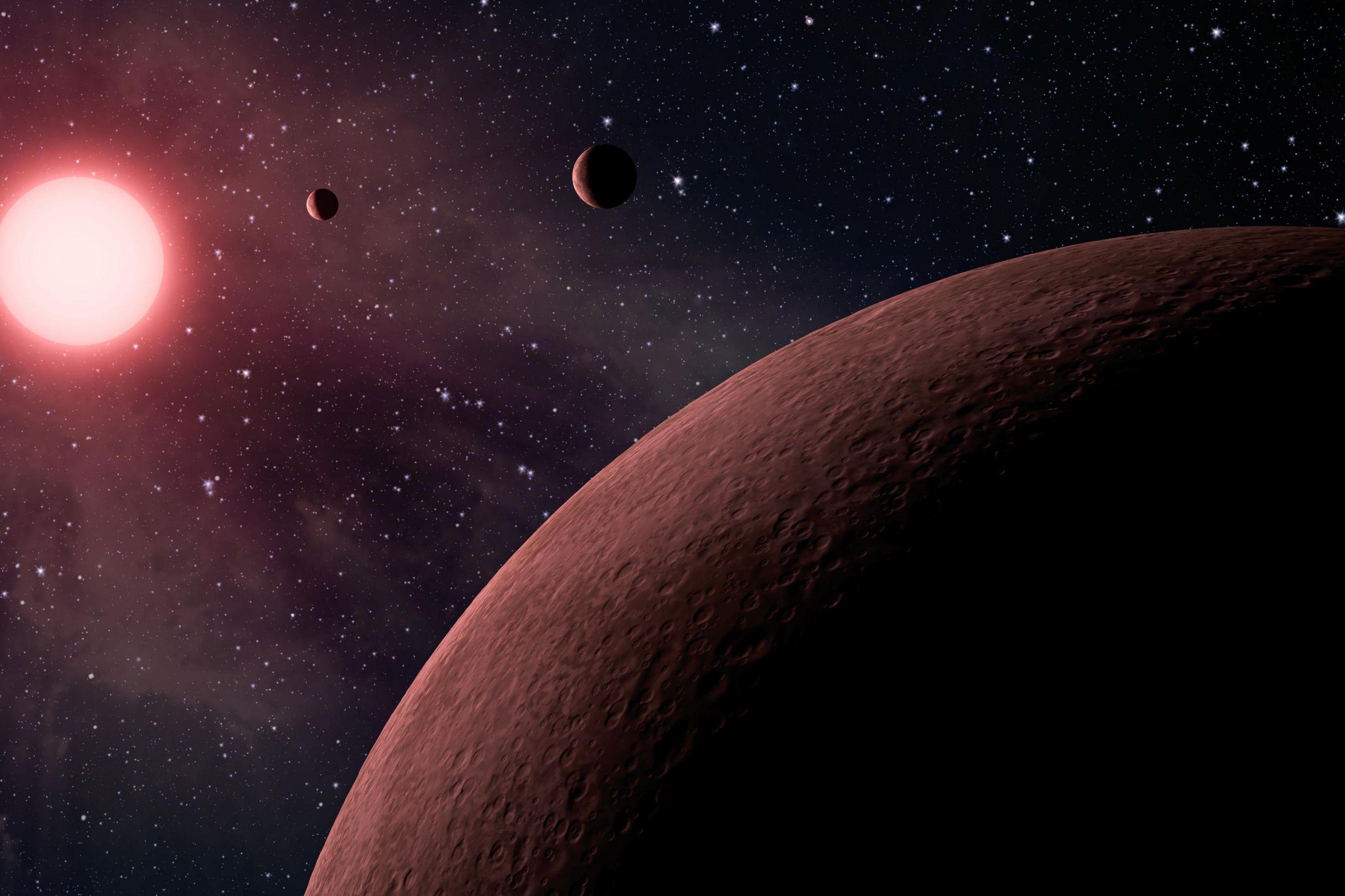 Descoberto planeta fora do Sistema Solar que está mais perto da Terra