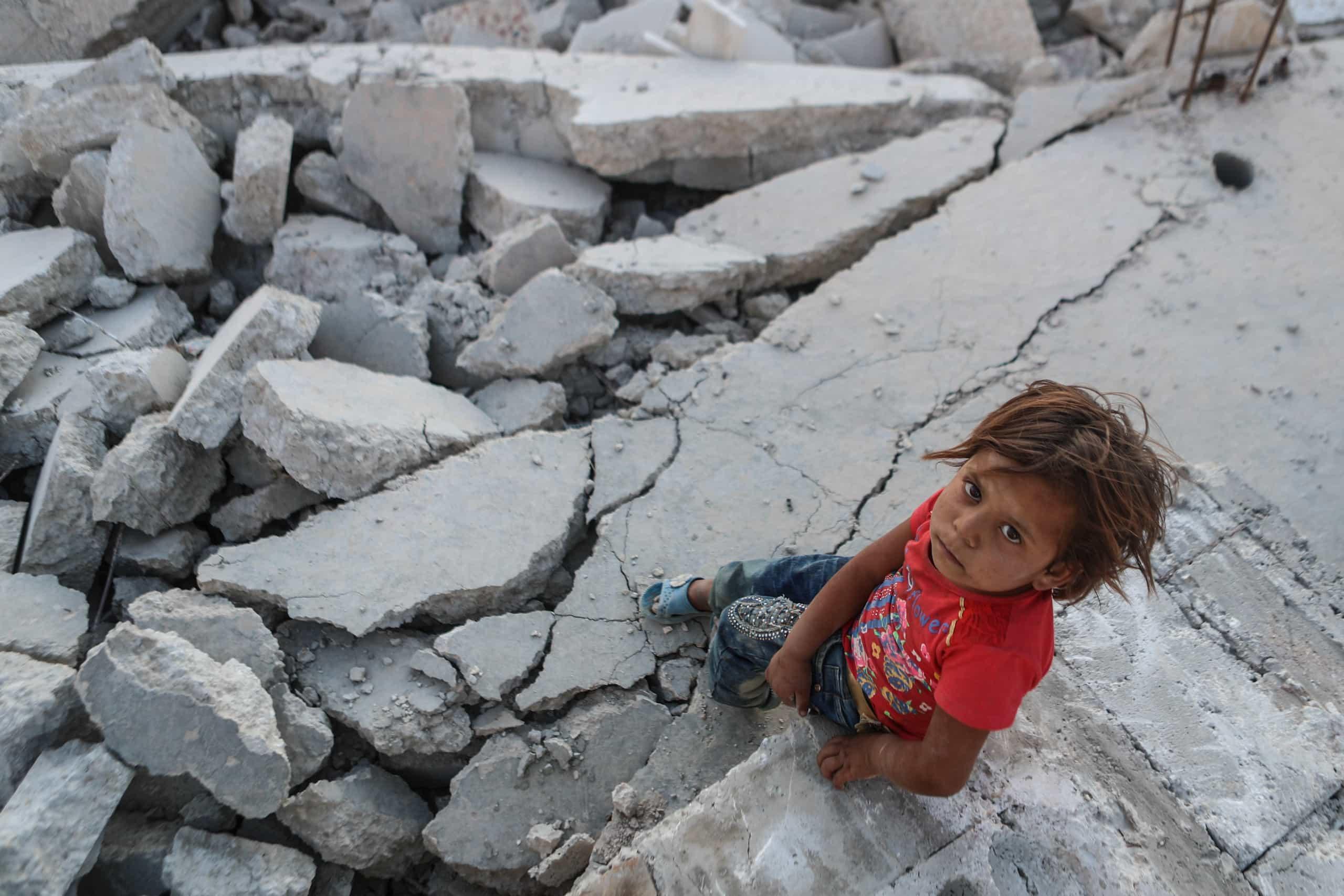 Combates na Síria mataram mais de mil crianças no ano passado