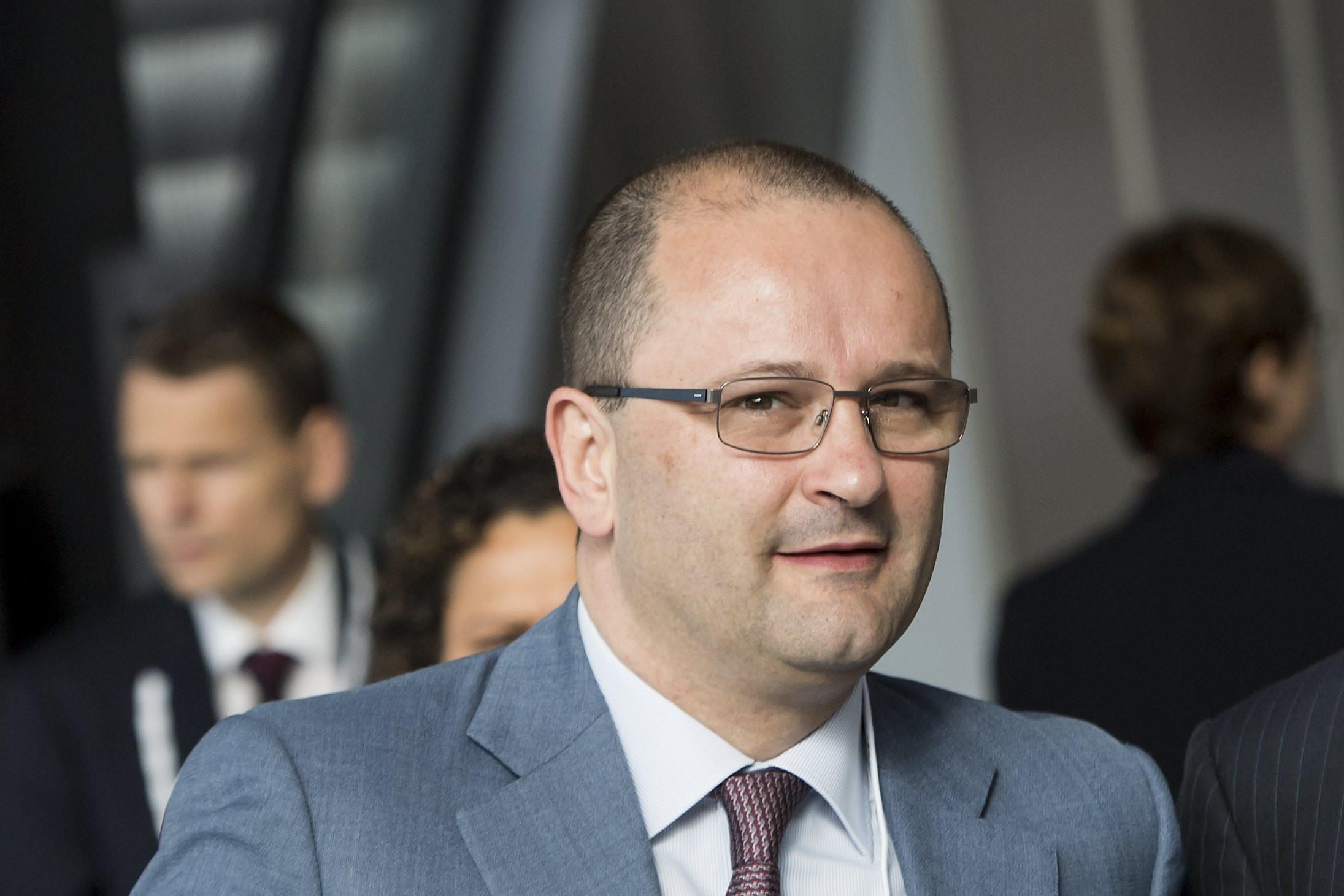 Morreu o suíço Patrick Baumann, secretário-geral da FIBA