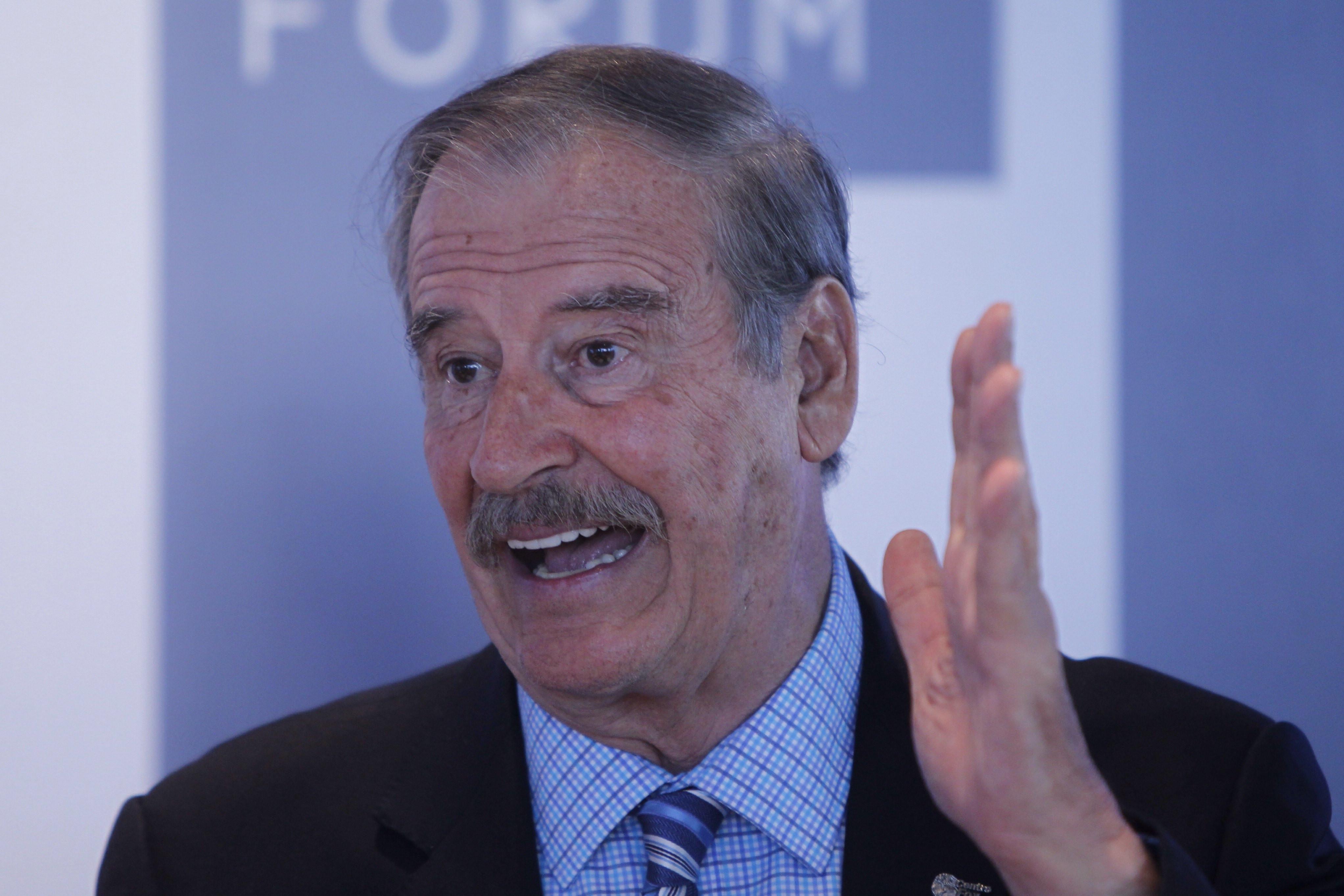 Ex--Presidente mexicano diz que grupo armado tentou invadir a sua casa