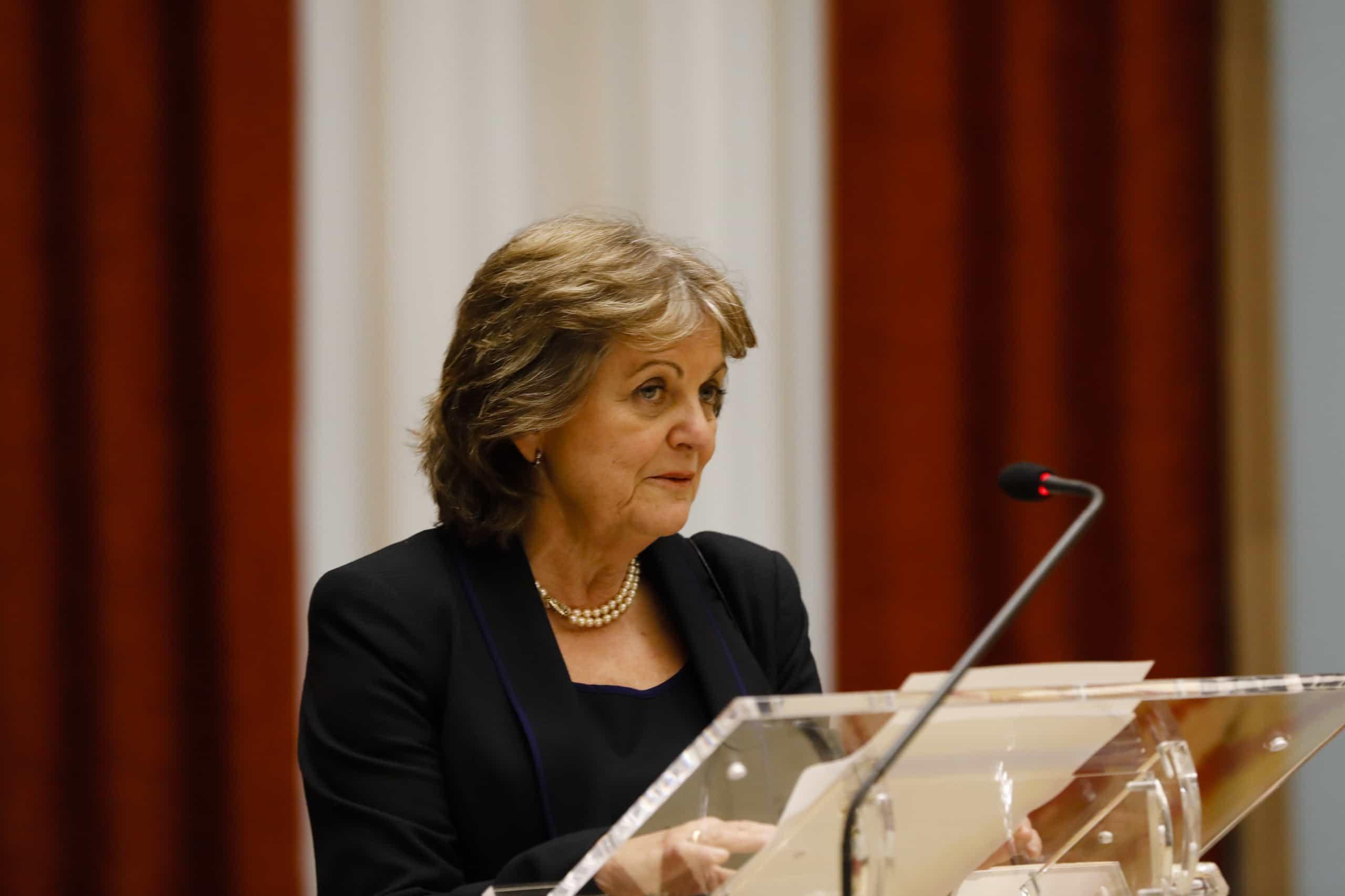 Vice-governadora do BdP diz não haver razões para pedir escusa