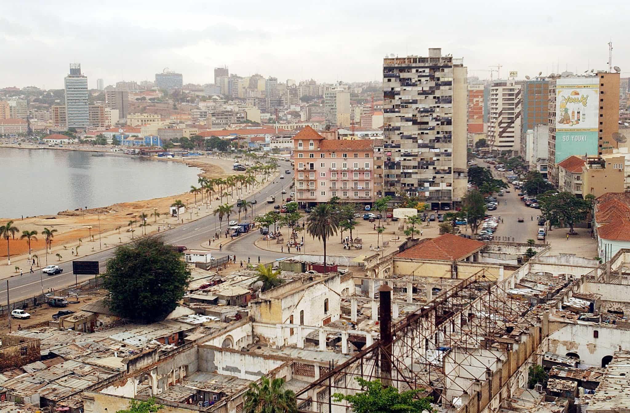"""Taxa de crescimento de Angola até 2022 """"não será superior a 2,8%"""""""