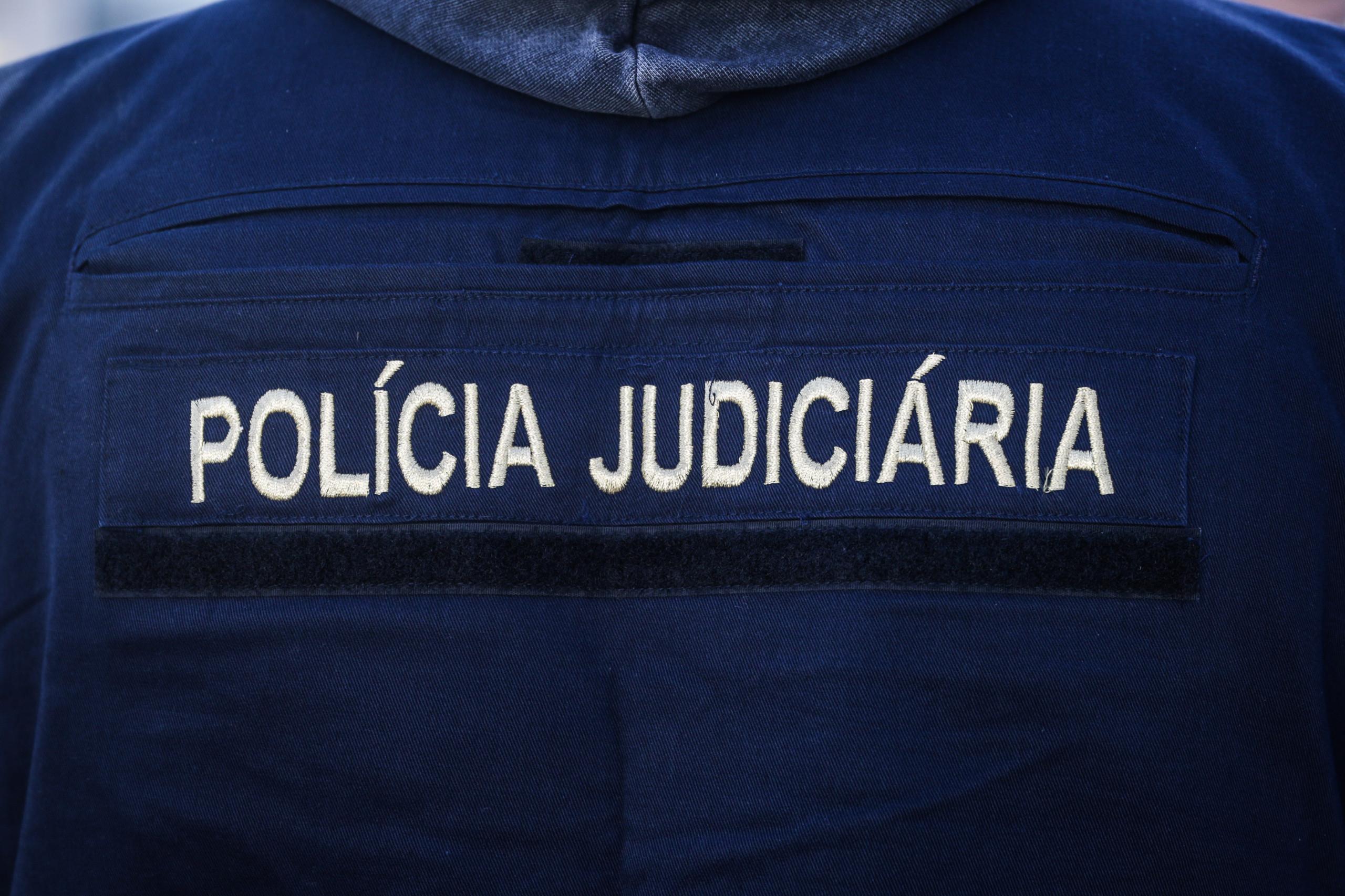 Inspetores e demais pessoal da Polícia Judiciária hoje em greve