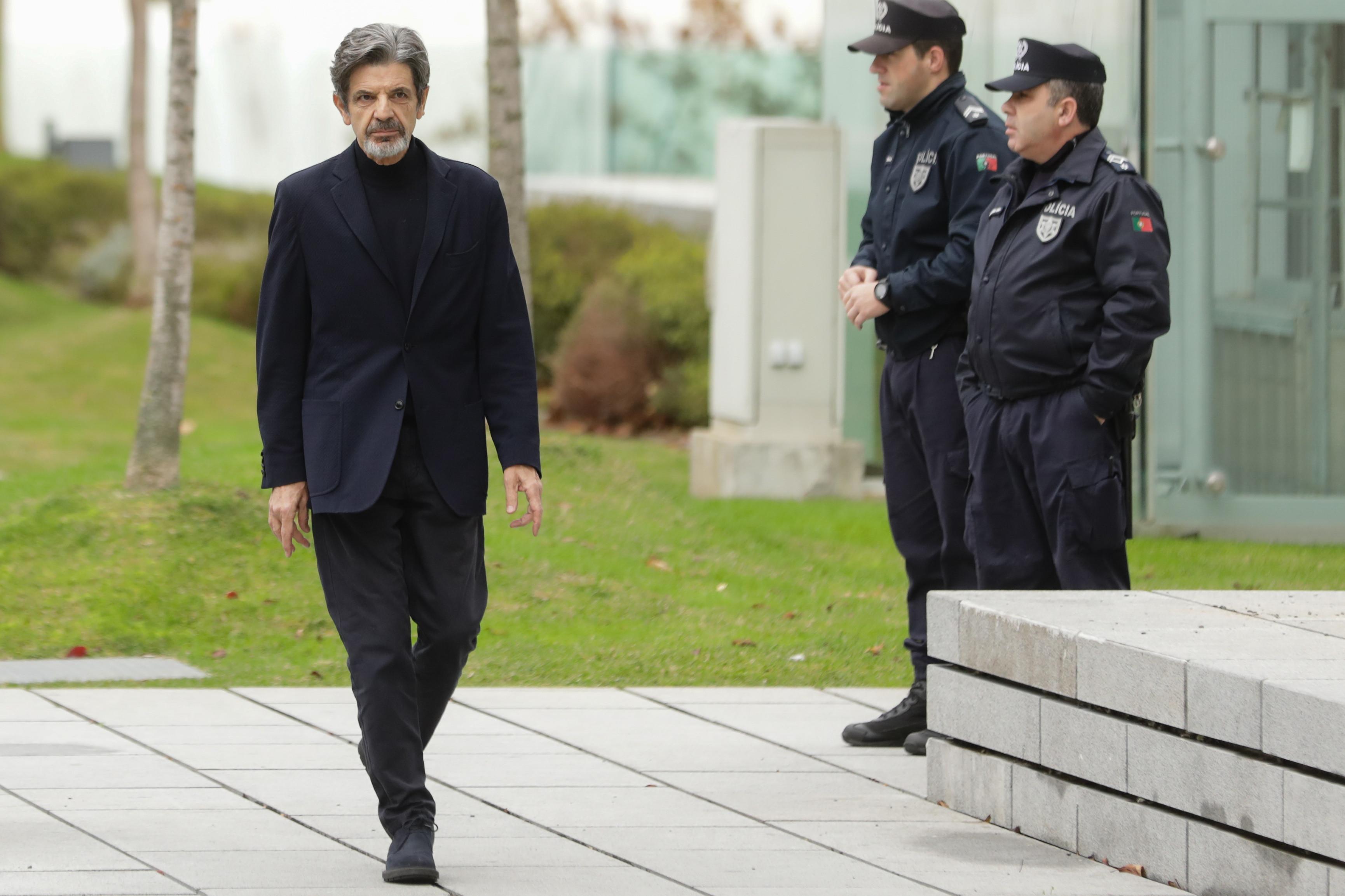 Sentença de novo julgamento de Manuel Maria Carrilho é hoje proferida