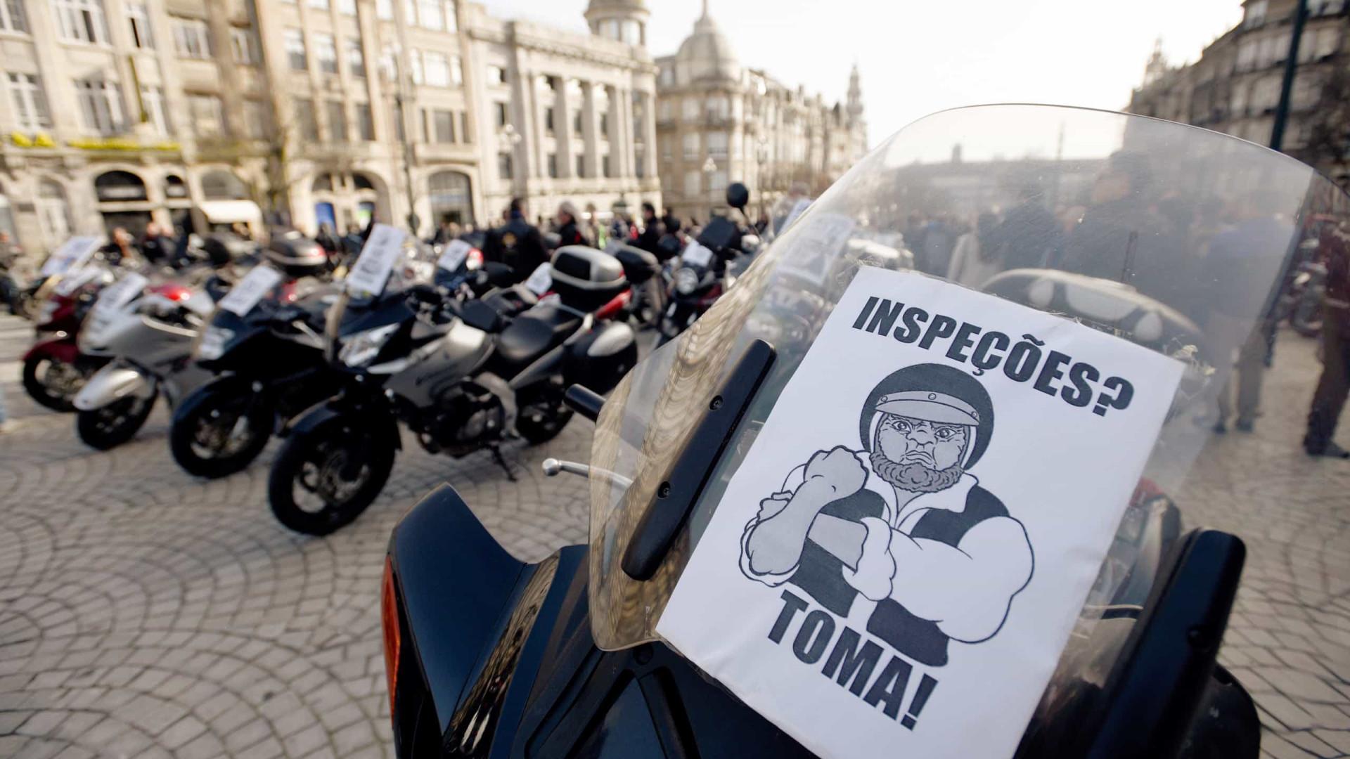 """Técnicos criticam """"interesses económicos"""" na inspeção a motociclos"""