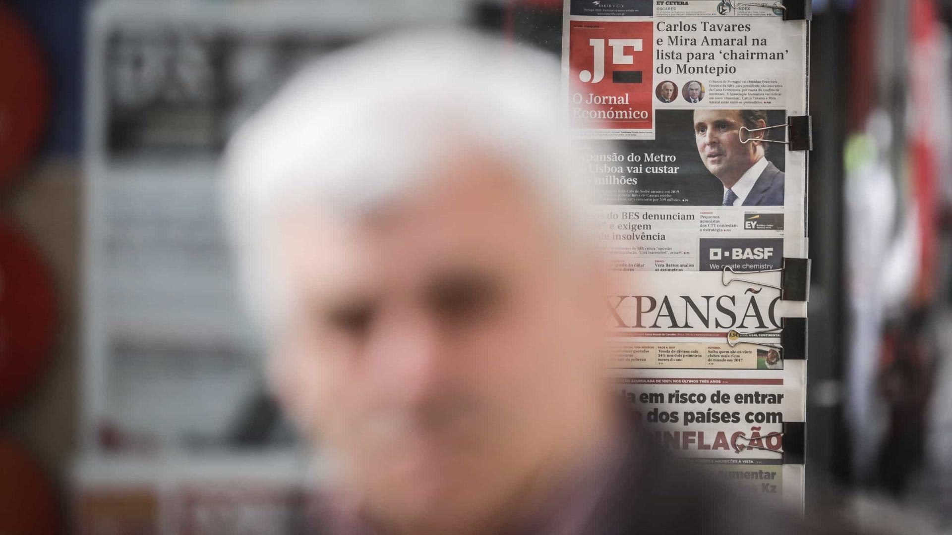 Postos de venda de jornais pedem audiência ao Governo por causa da Vasp