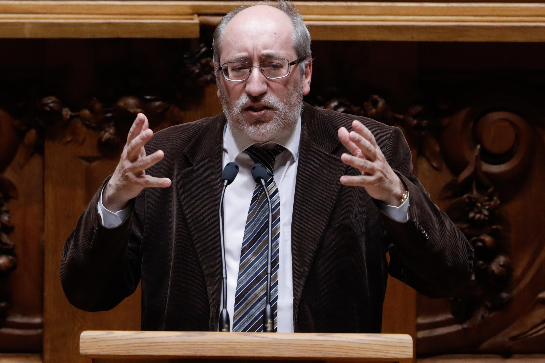 PCP questiona constitucionalidade de novo comité da ética