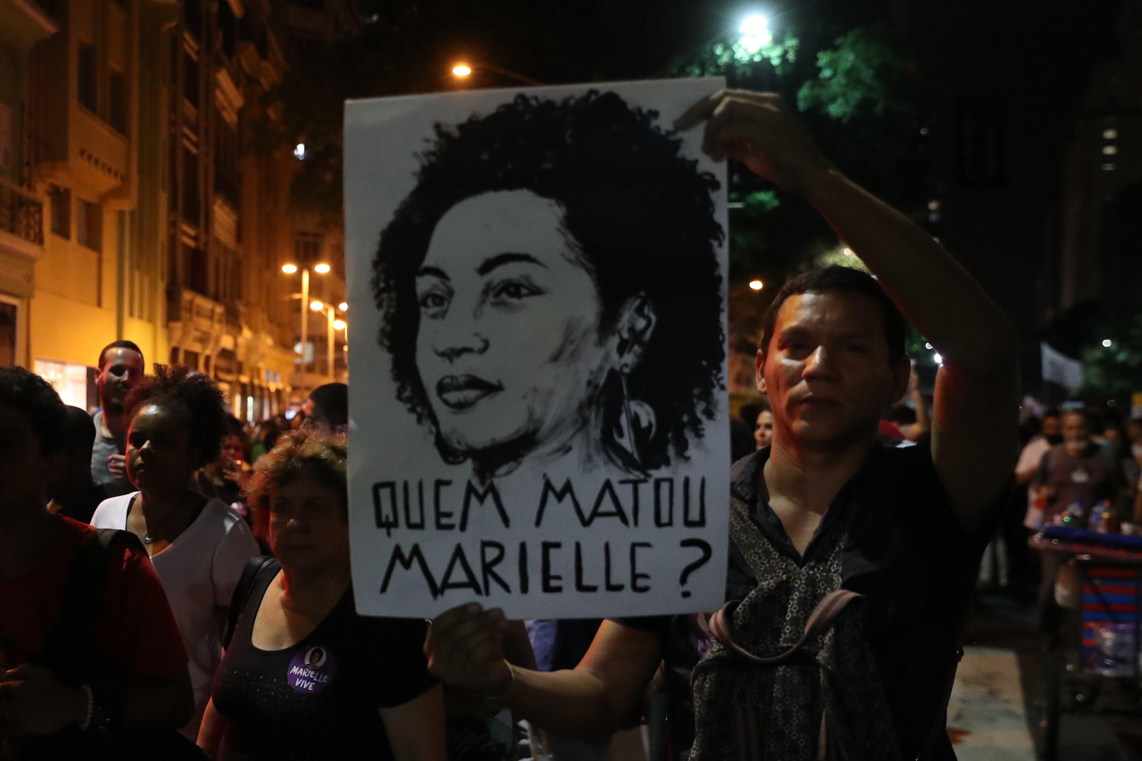 Polícia prende suspeito de homicídio da vereadora Marielle Franco