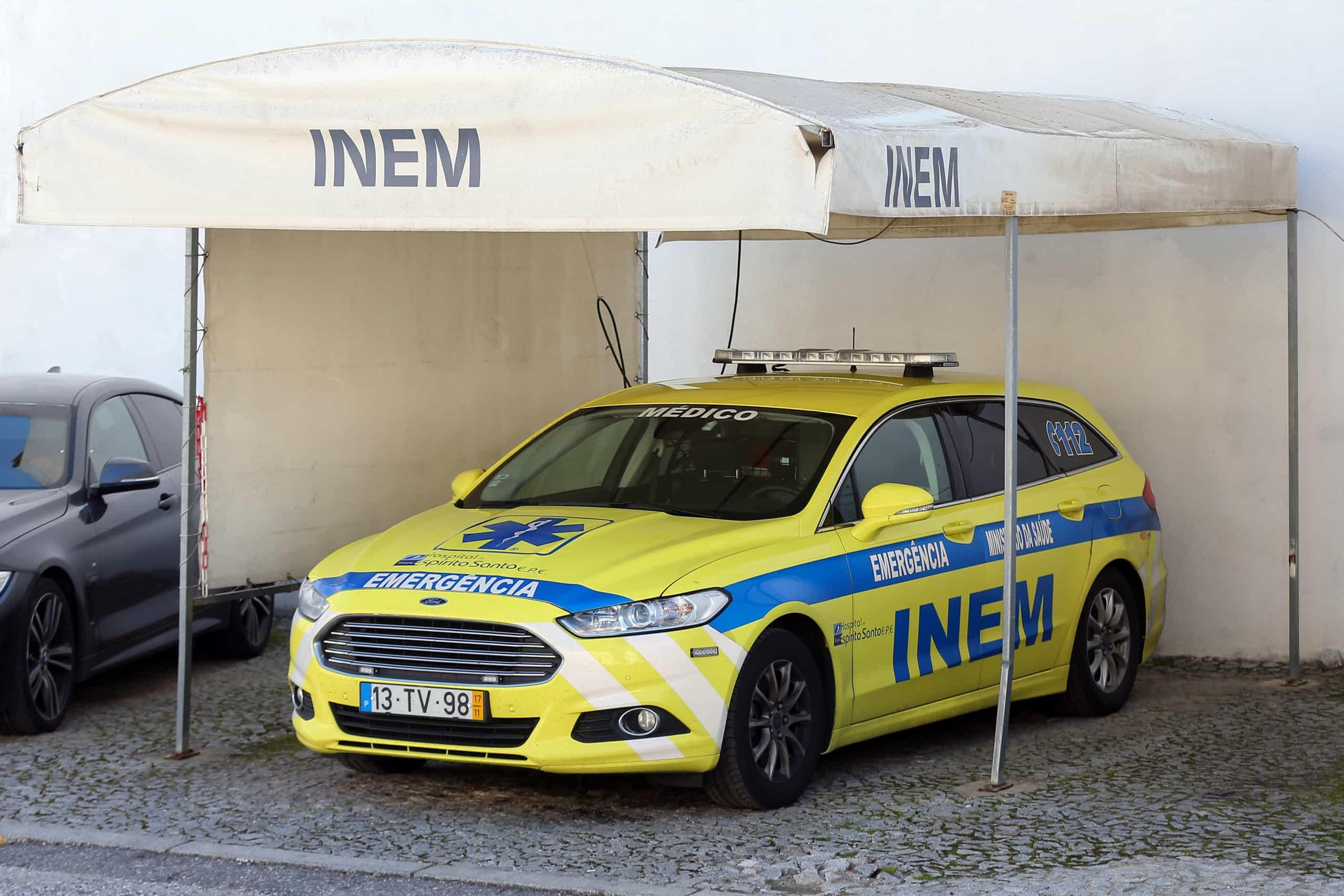 Polícia, emergência médica e socorro abrangidos por Situação de Alerta