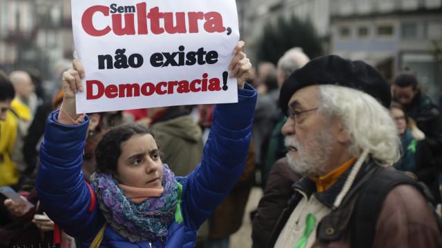 OE2019: Manifestação reclama 1% da despesa pública para a Cultura