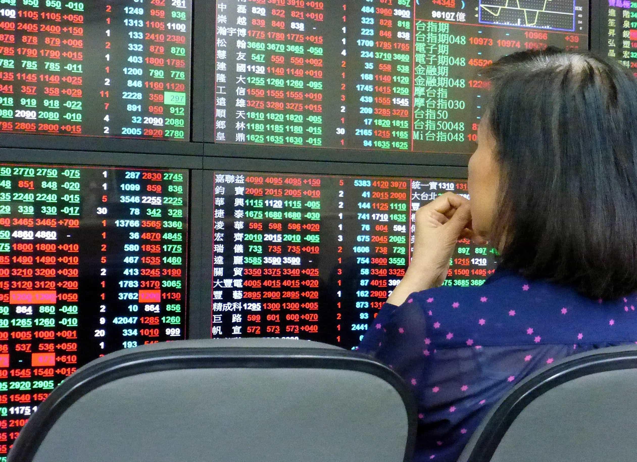 Bolsa de Xangai encerra a subir