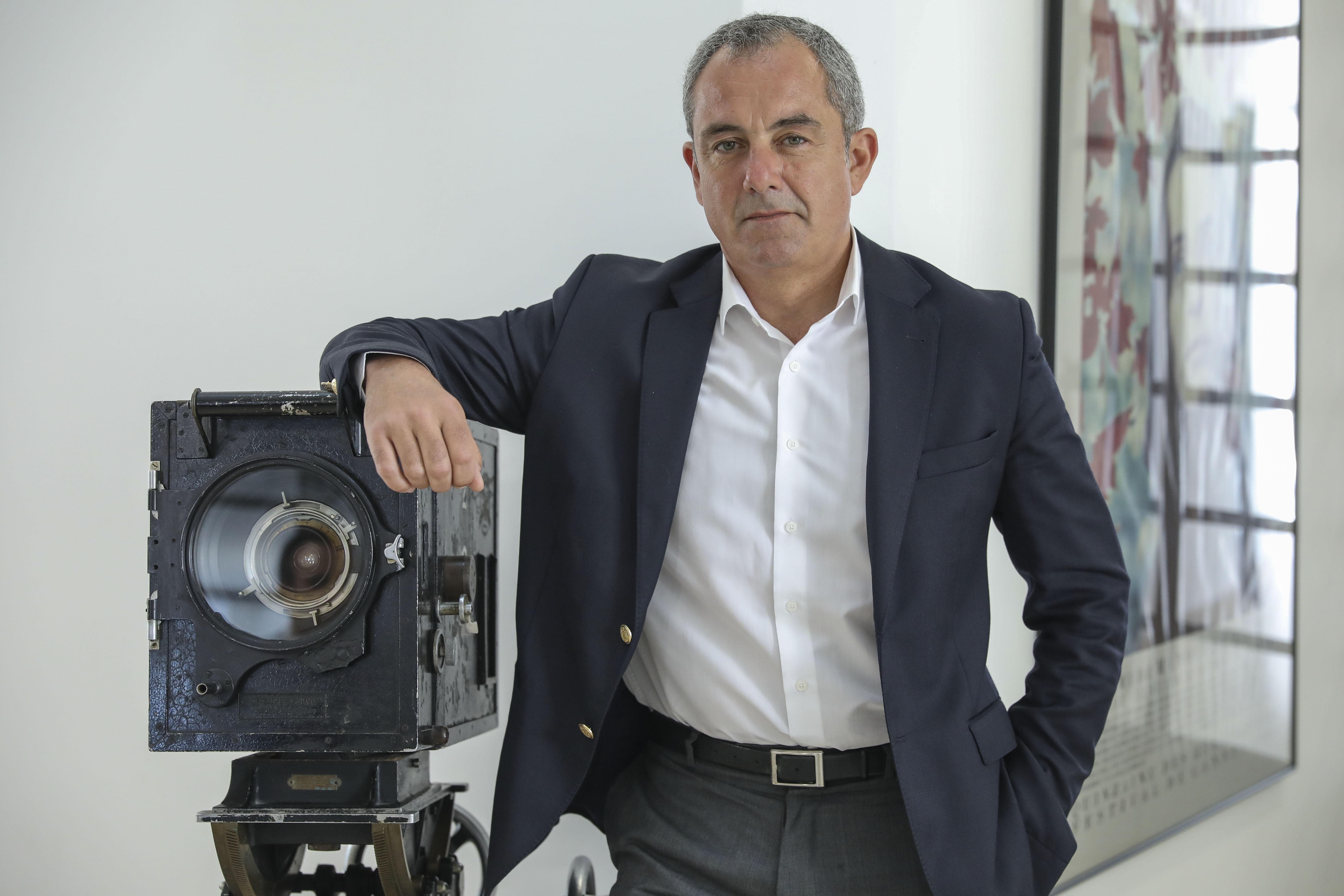 Luís Chaby Vaz eleito presidente da European Film Agency Directors