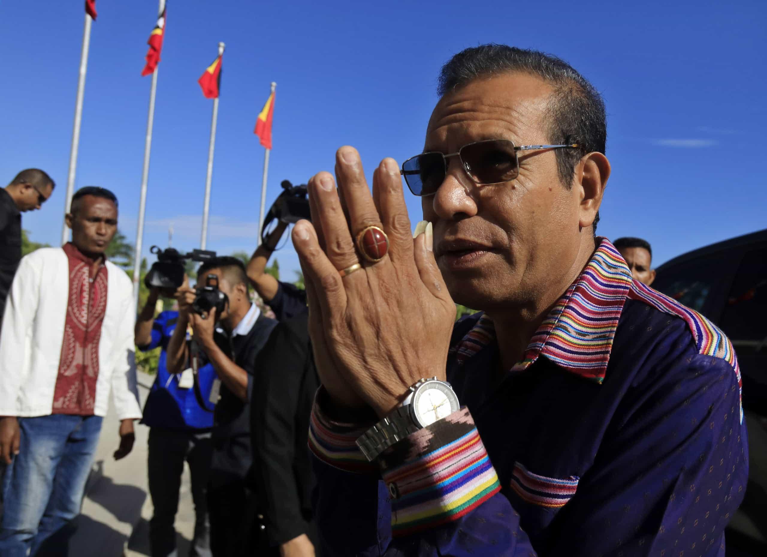 Taur Matan Ruak pede a governantes para terem cuidado com despesas