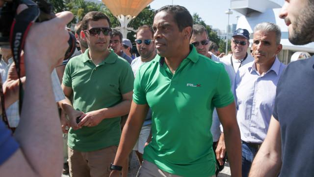 Álvaro Sobrinho estranha notificação do tribunal através de um edital