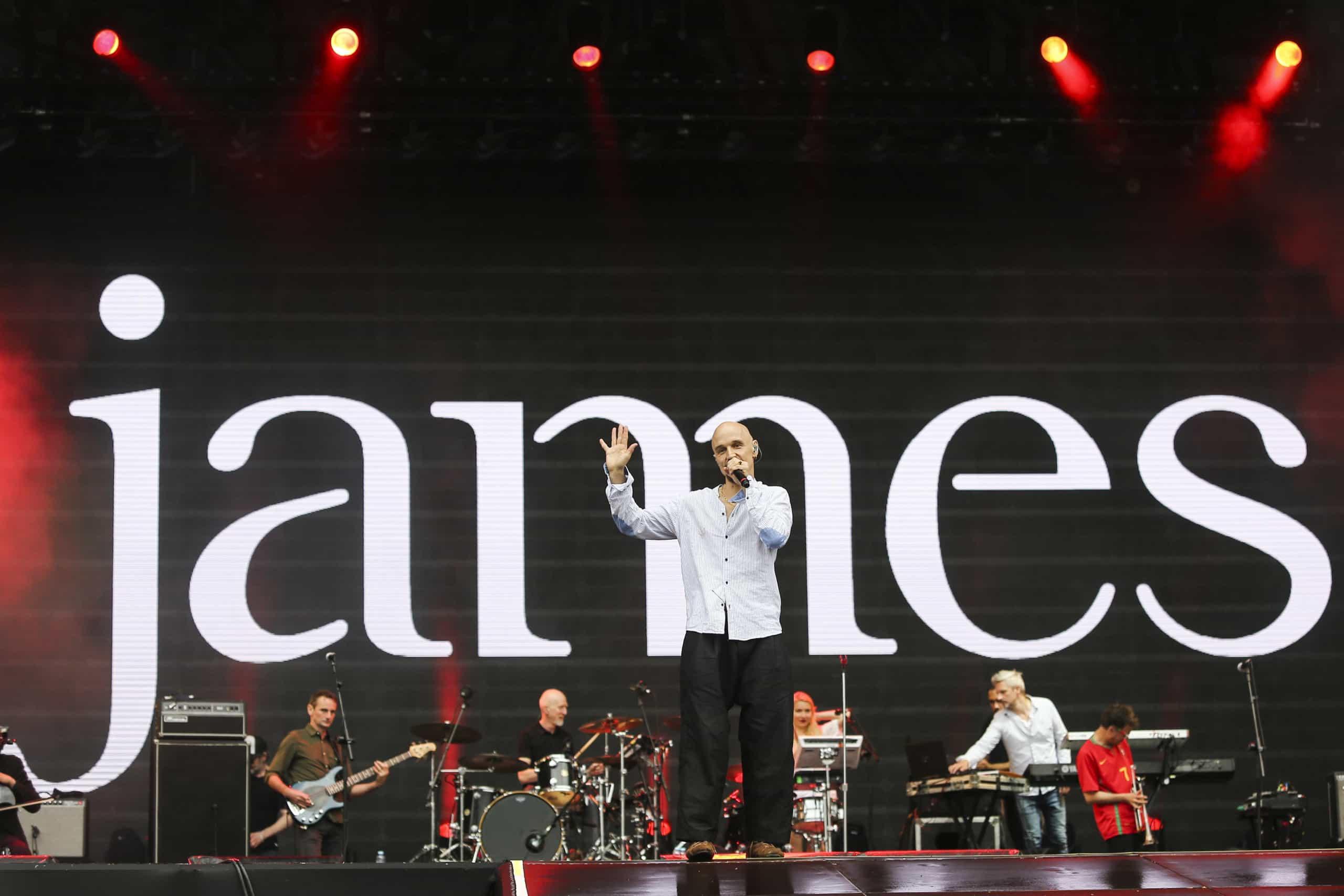 James regressam a Portugal em 2019 para atuarem nos Coliseus