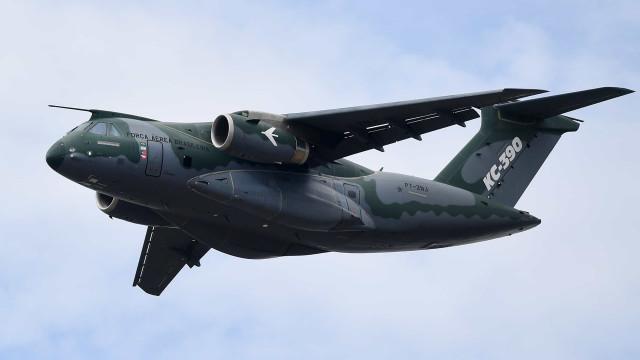 Estado admite abandonar projeto dos KC-390 caso Embraer não baixe o preço