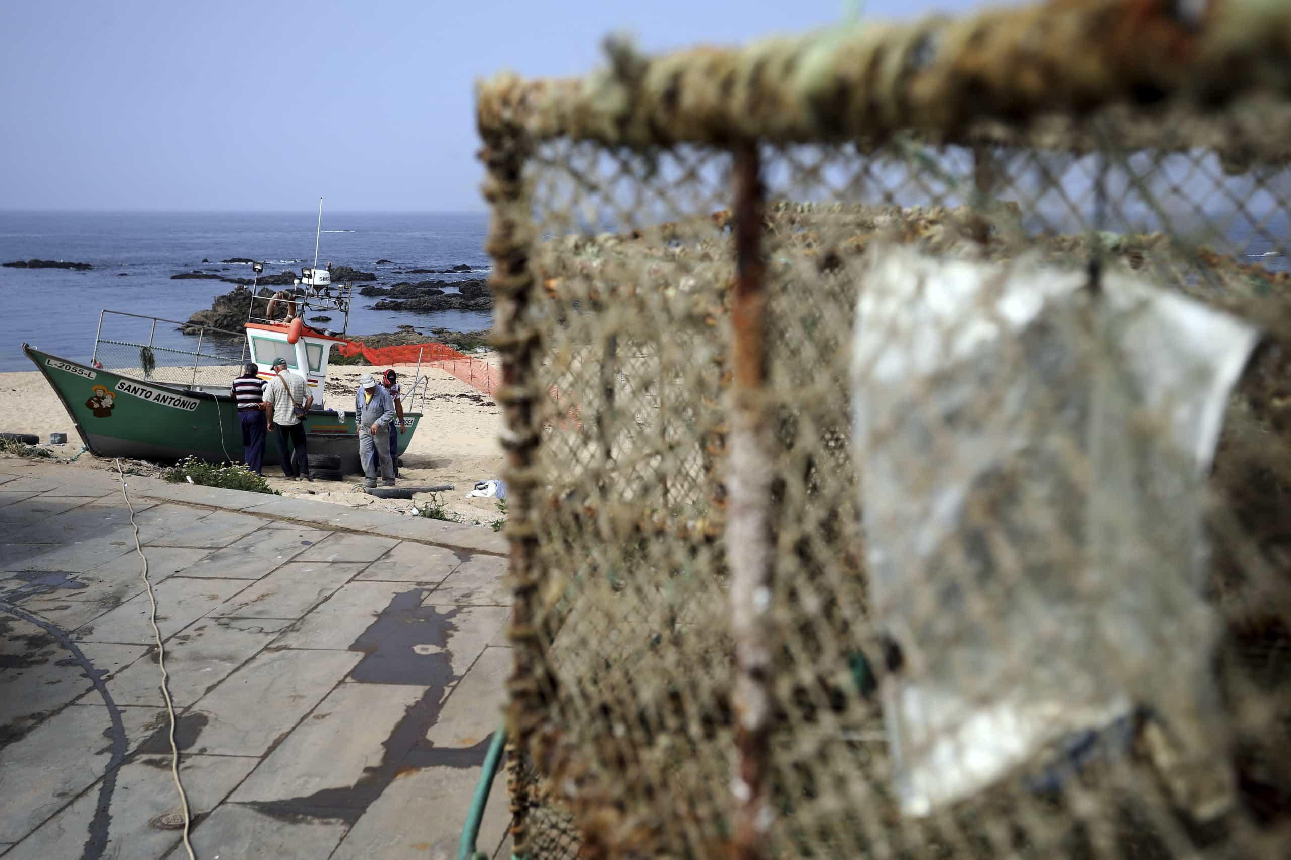 Pescadores estão a diminuir. Só no Algarve número caiu para metade