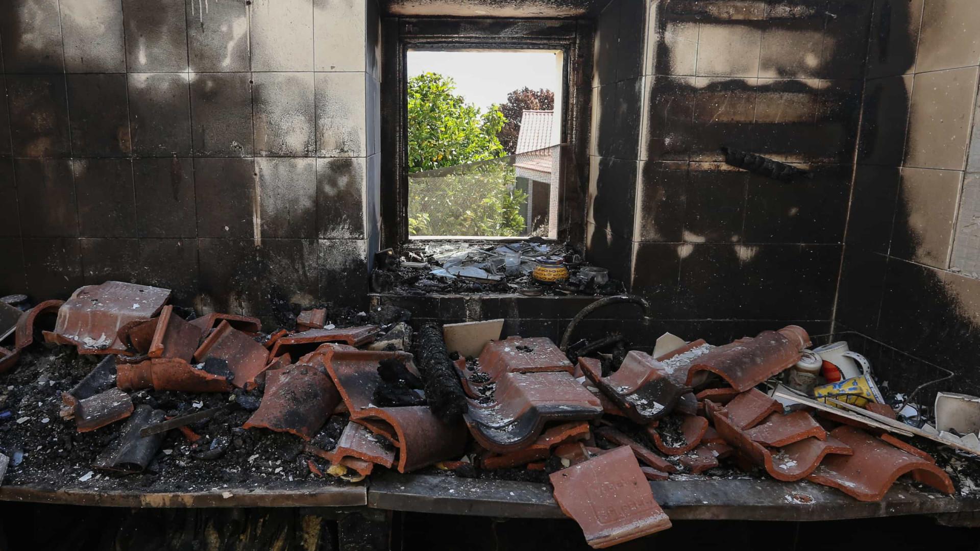 Lesados por fogo de Monchique criticam EDP por negar responsabilidades