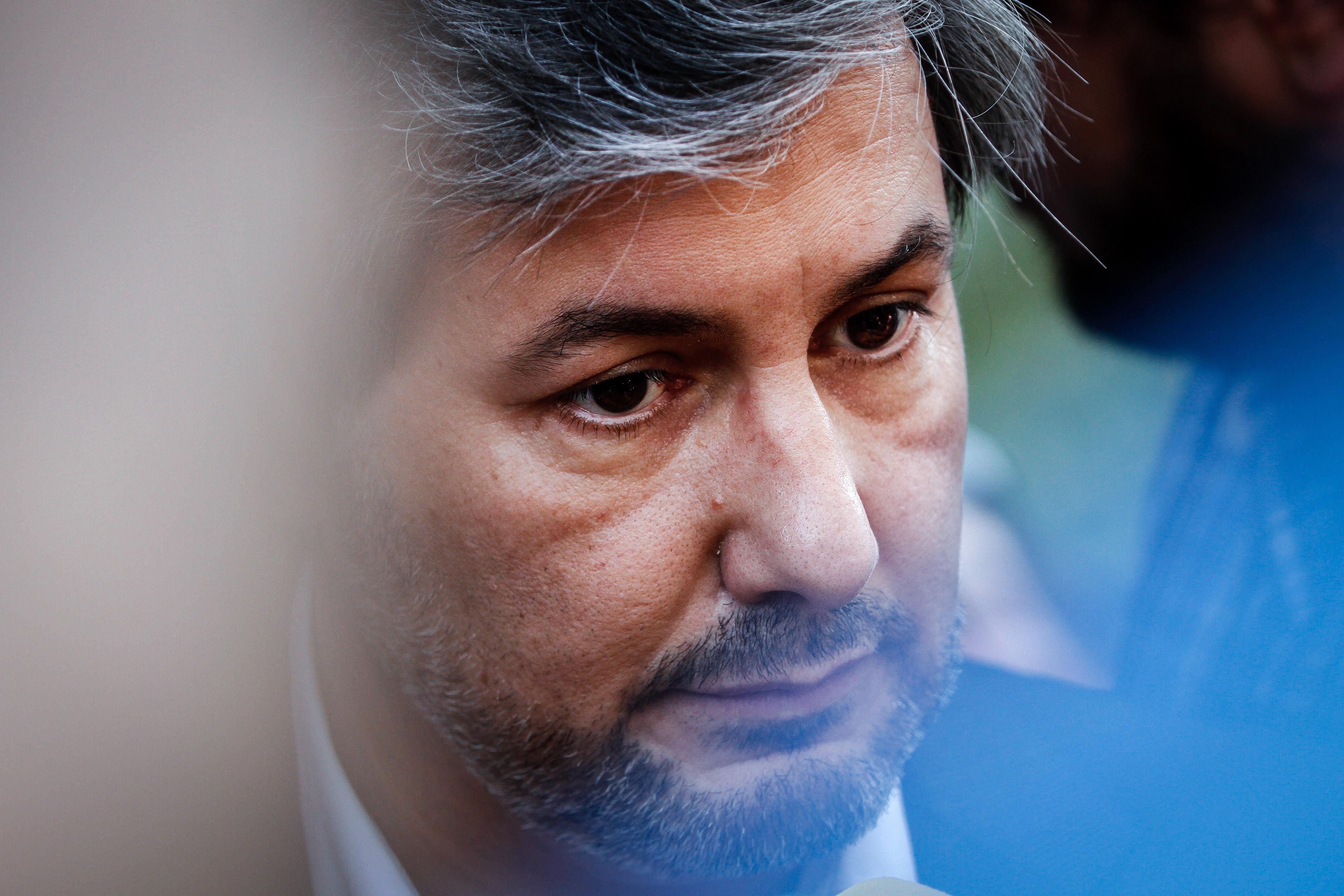Bruno de Carvalho apresentou-se voluntariamente no DCIAP