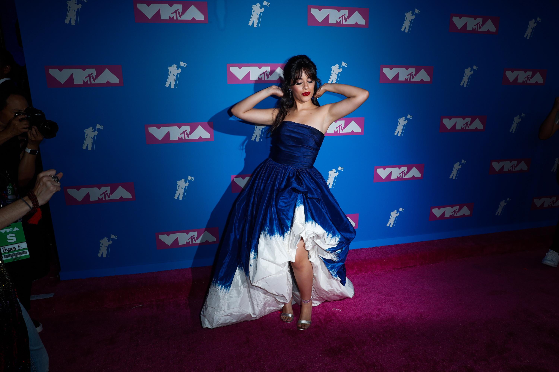 Camila Cabello lidera nomeações dos MTV Europe a entregar hoje em Bilbao