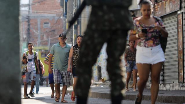 Quase mil pessoas morreram no Rio de Janeiro durante intervenção militar