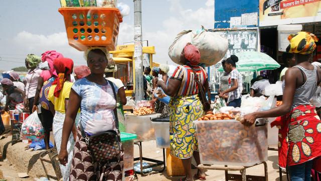População angolana quase triplicou em 15 anos