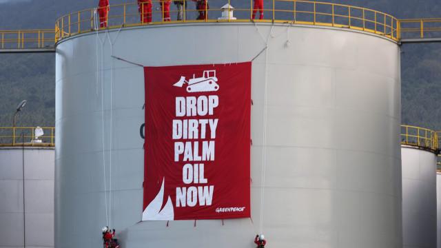 Cidades europeias em protestos contra óleo de palma. Lisboa incluída