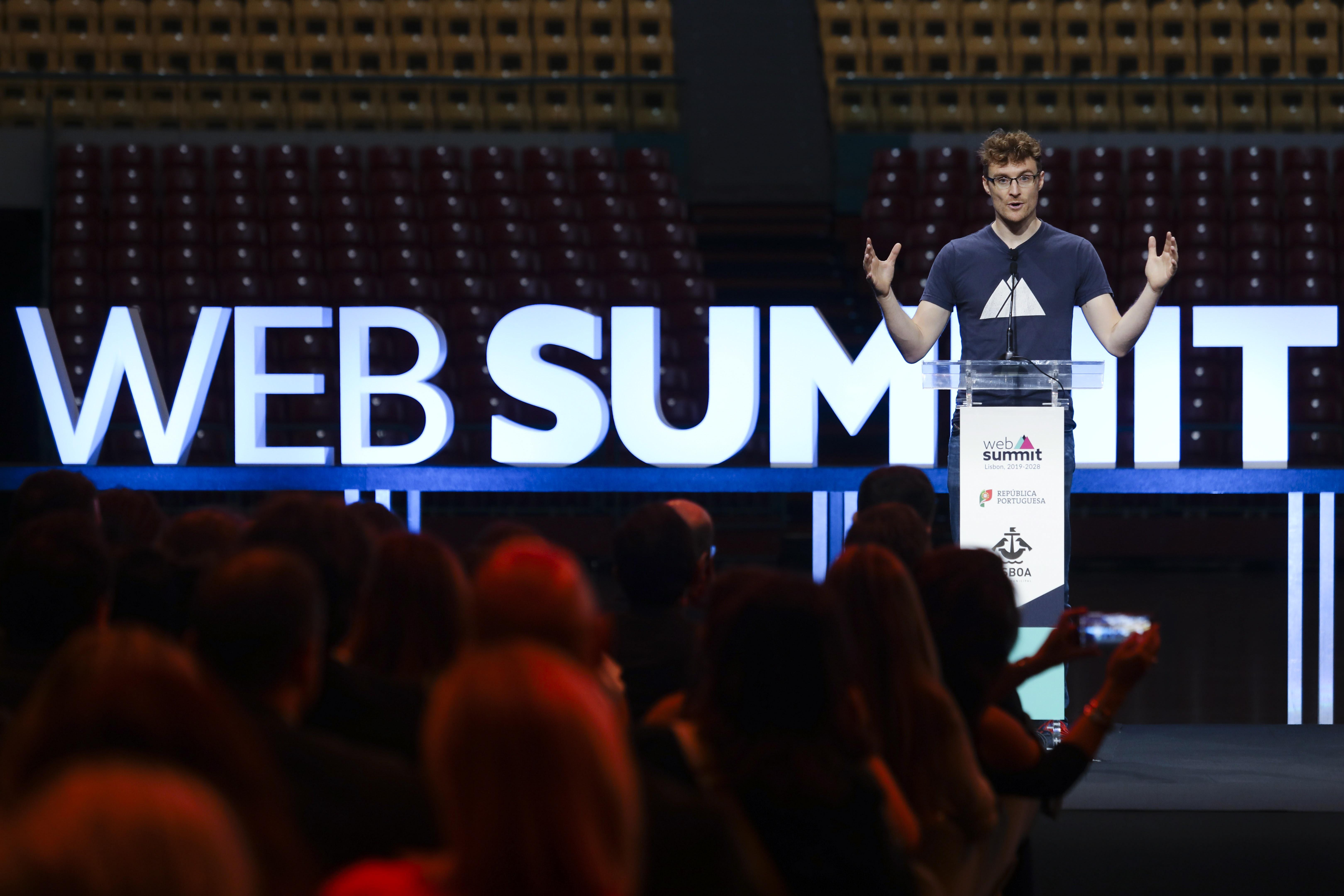 Web Summit esgotado mas ainda há bilhetes para estudantes