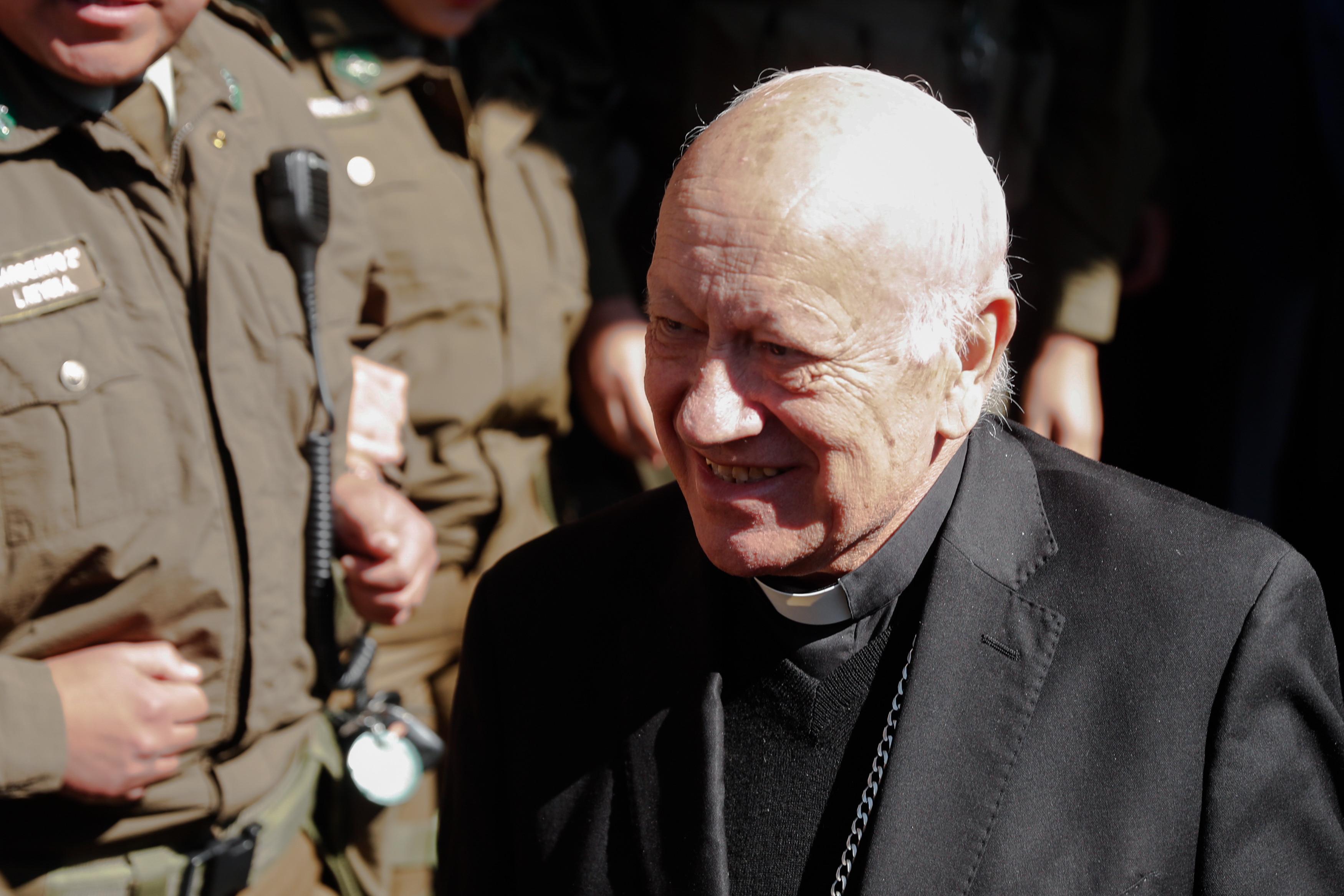 Papa aceita renúncia do arcebispo acusado de ocultar abusos
