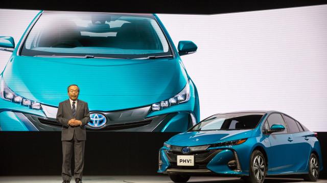 Toyota chama um milhão de carros à oficina devido a problema de airbag