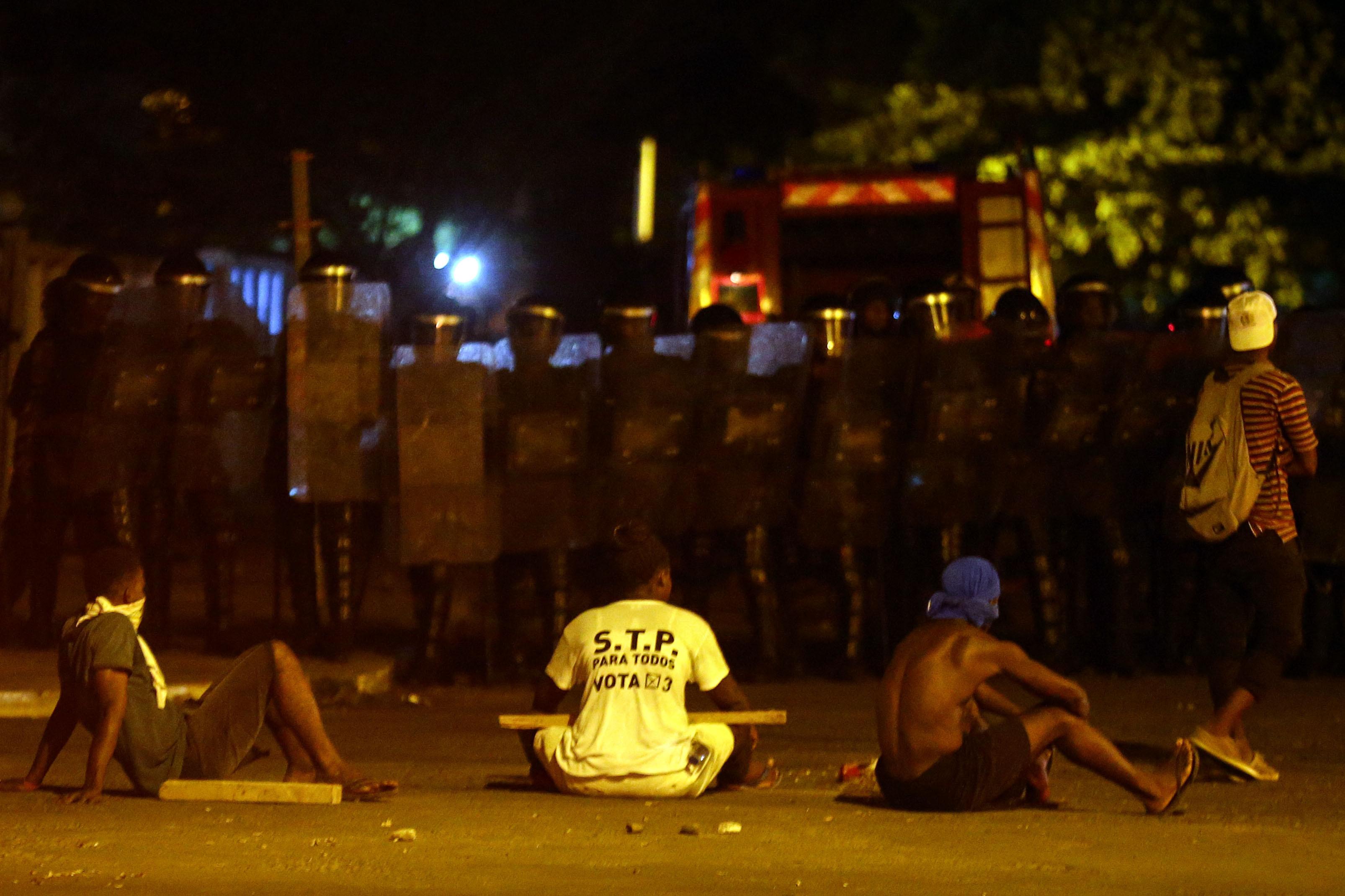 Ordem são-tomense defende desobediência à proibição de manifestações
