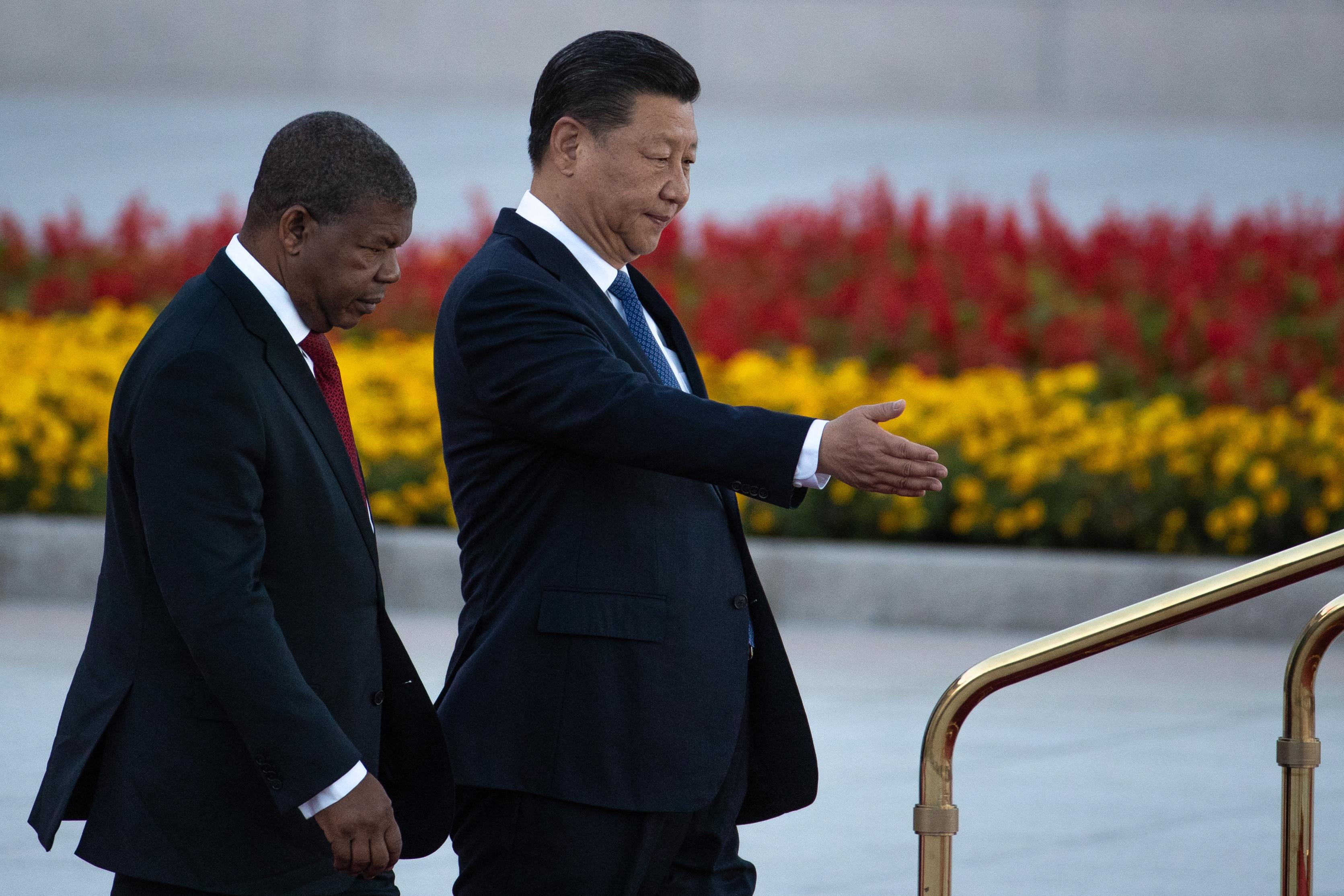 Angola promete ser modelo da nova cooperação com a China em África