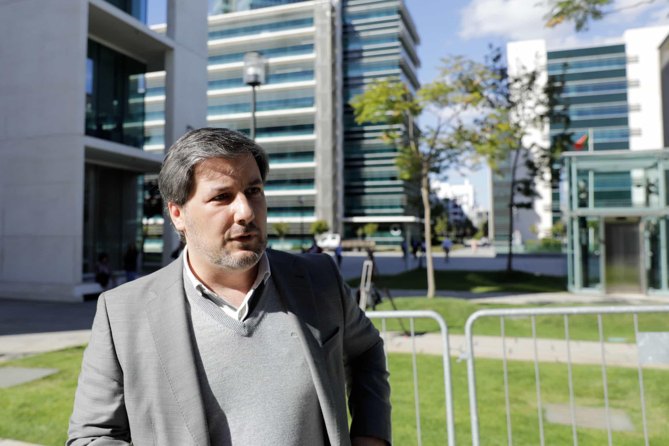 Bruno de Carvalho e Mustafá deverão ser presentes ao juiz na terça-feira