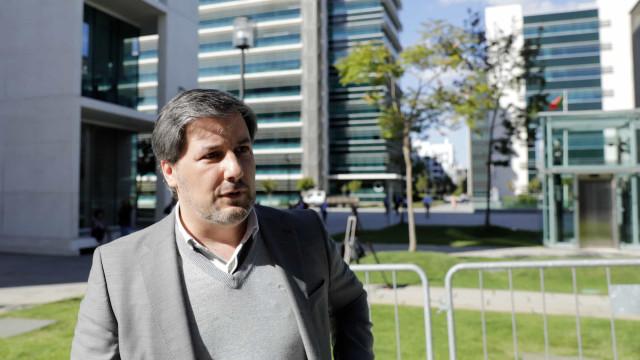 Bruno de Carvalho apresentou recurso de expulsão de sócio do Sporting