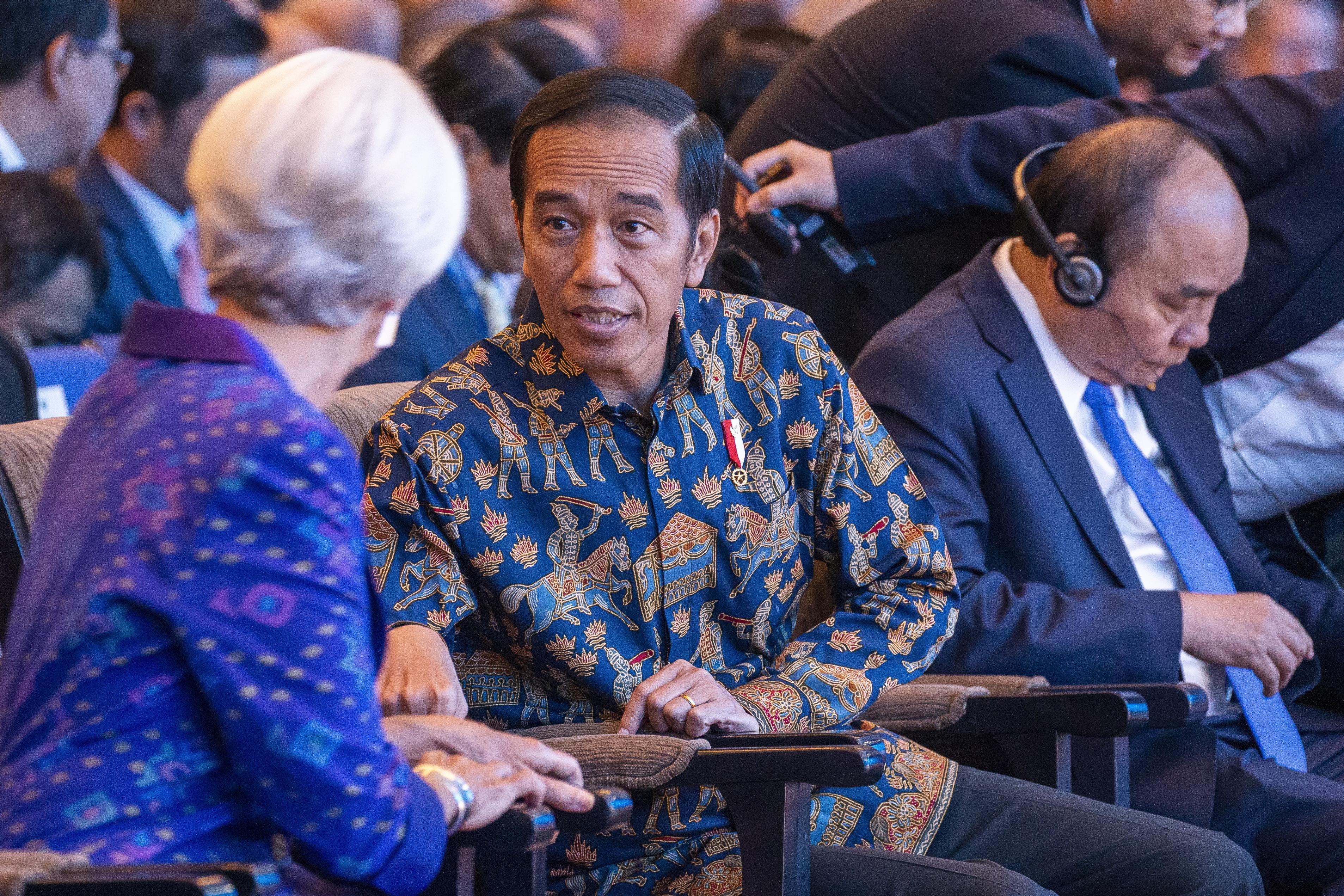 """Presidente da Indonésia diz que guerras comerciais são """"destrutivas"""""""