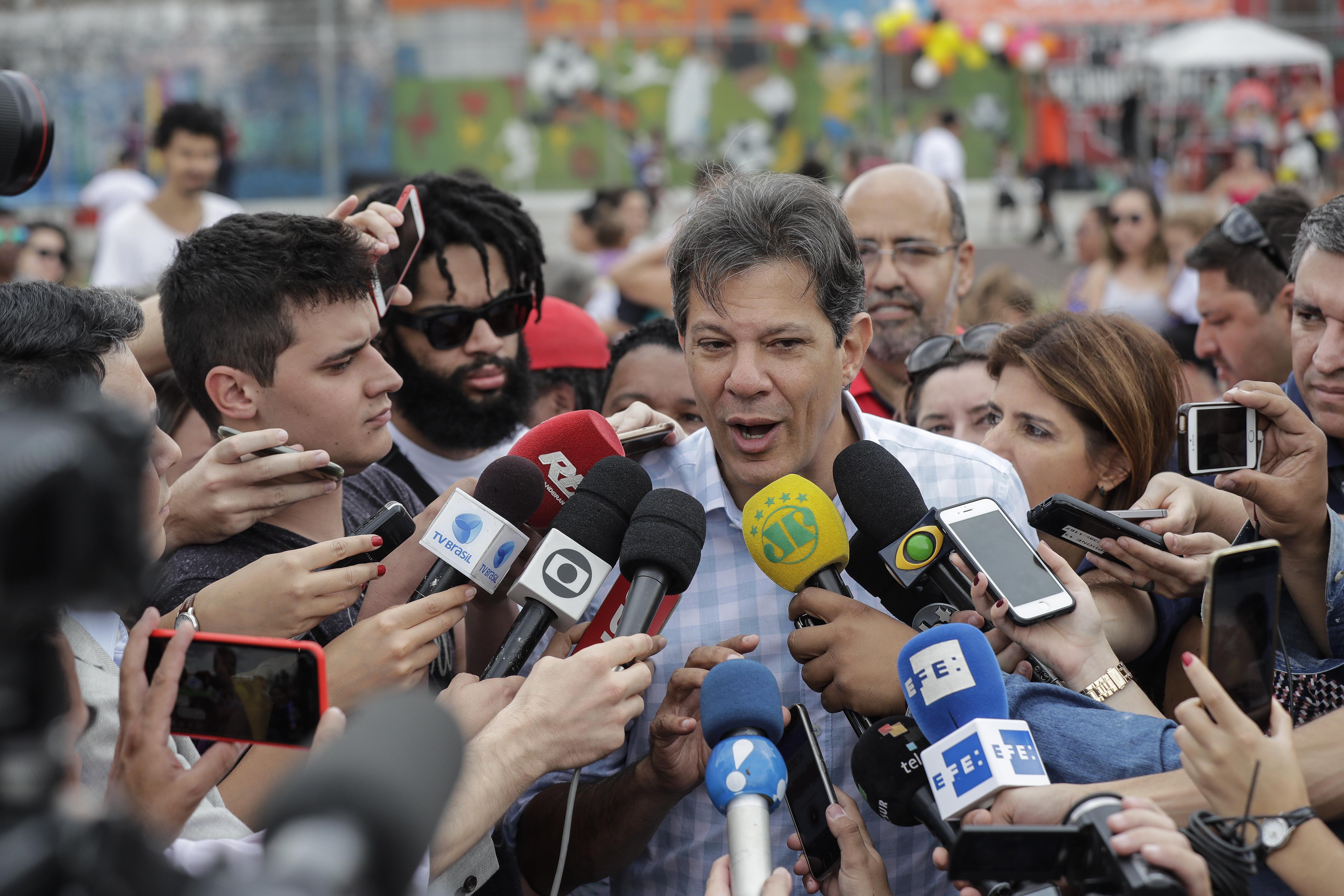Fernando Haddad admite erros passados na gestão de empresas públicas