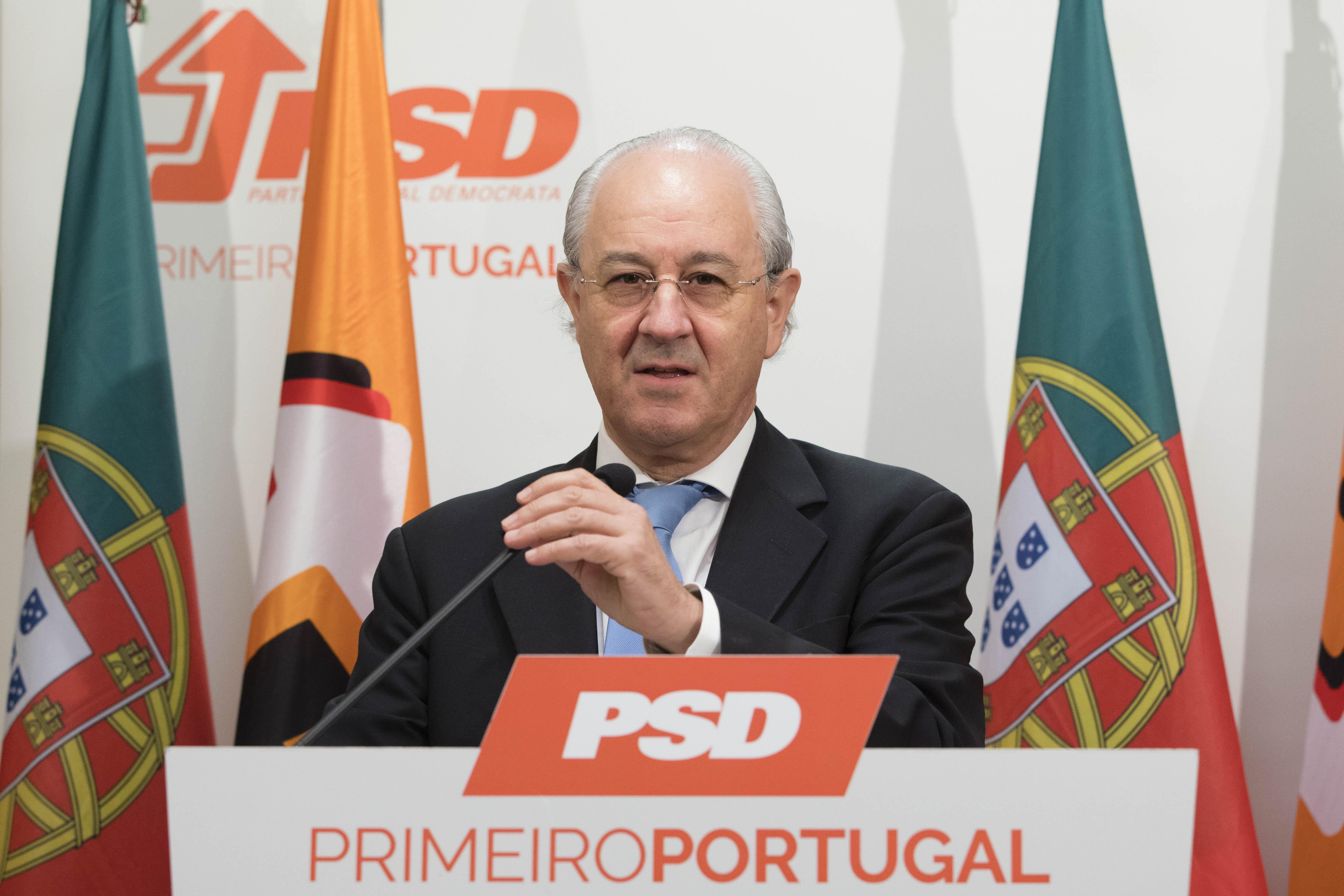 """Rio diz que primeiro-ministro """"deu a mão à palmatória"""" e deu razão ao PSD"""