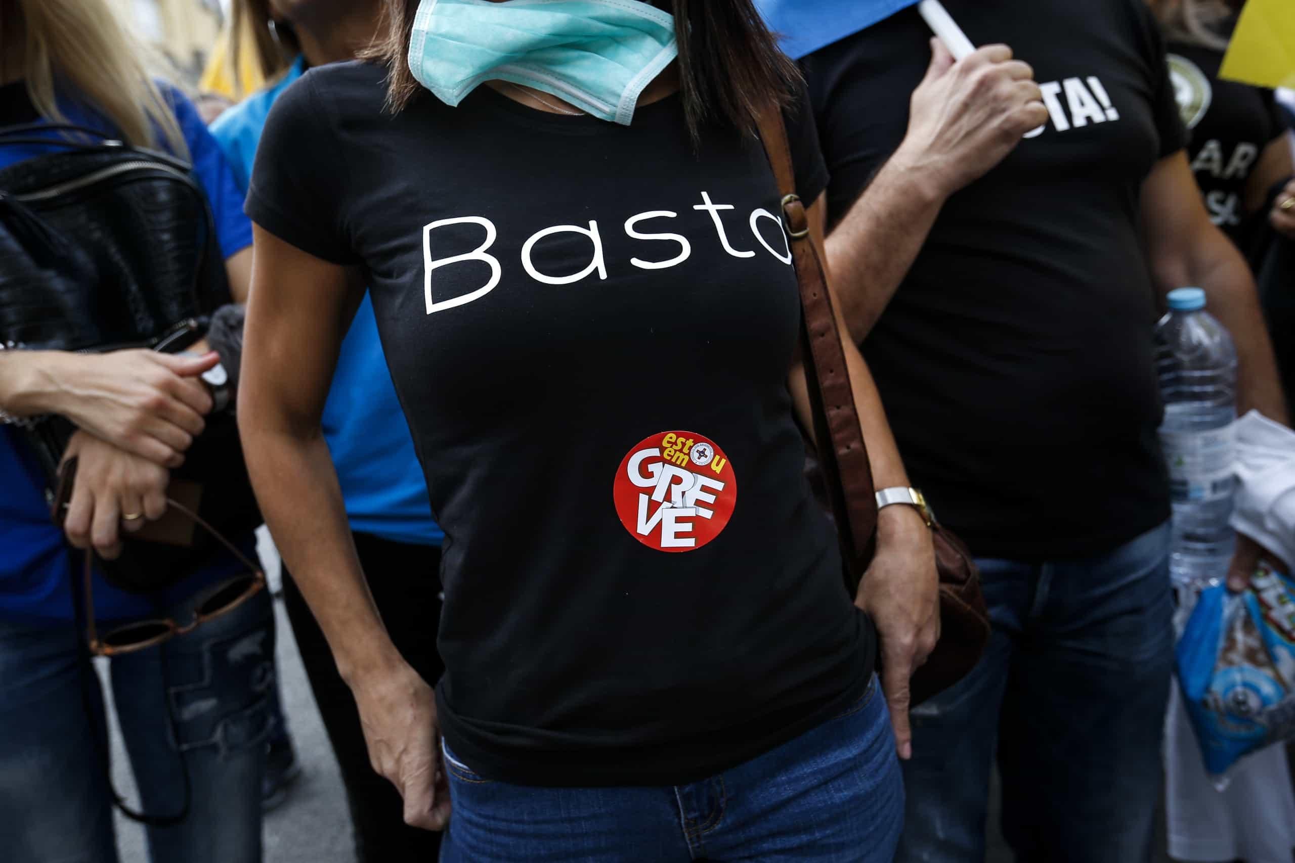 """Greve dos enfermeiros até dezembro vai causar """"muitos constrangimentos"""""""