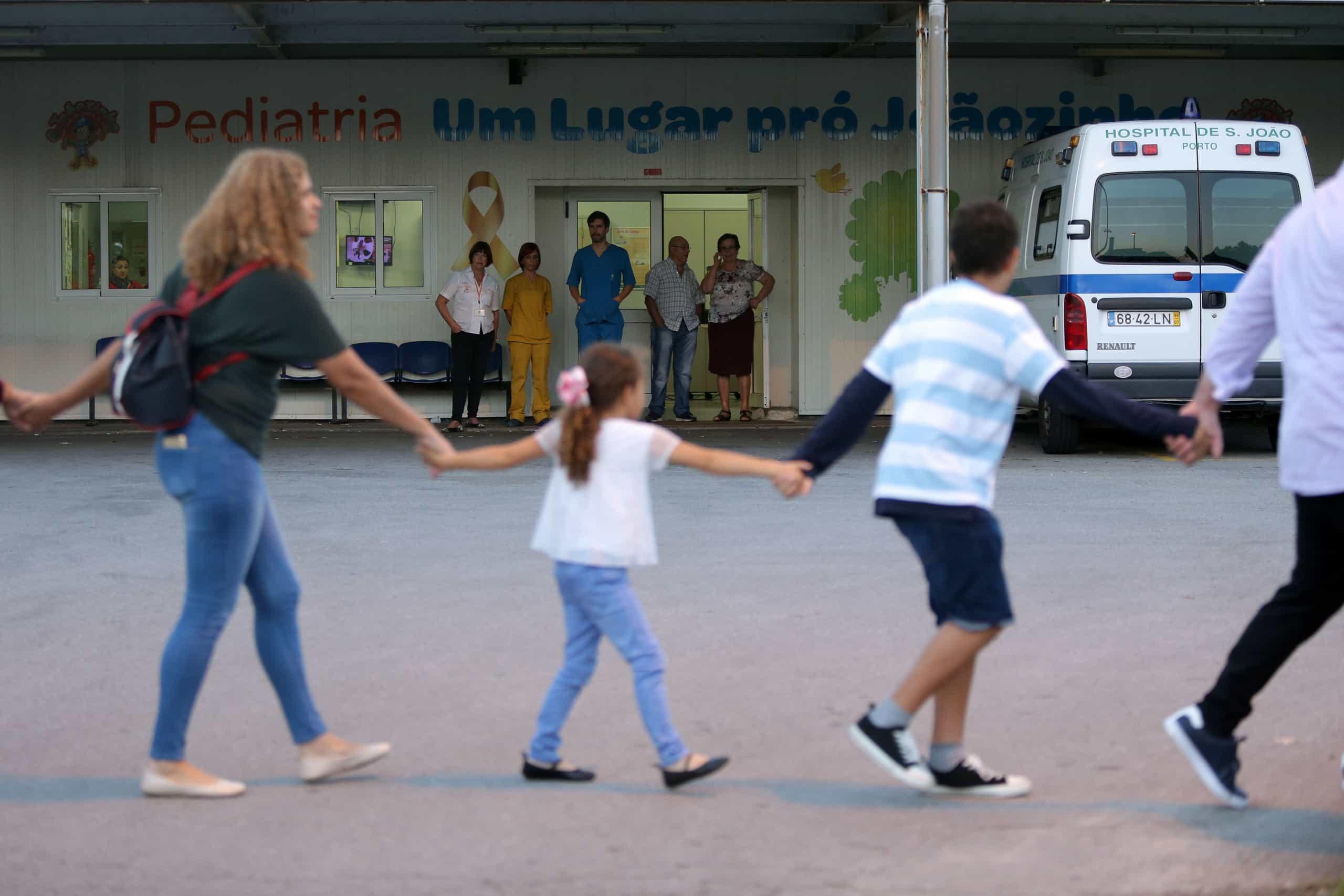 MP abre inquérito sobre aluguer de contentores do Hospital de São João