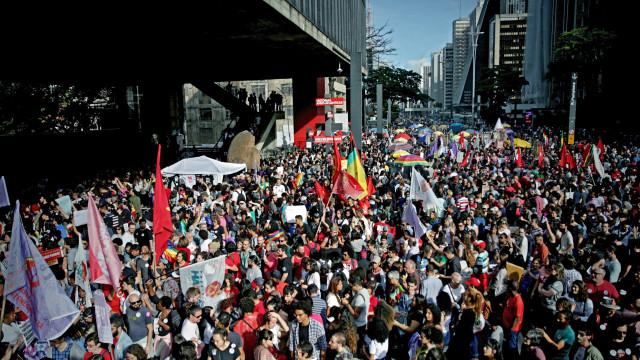 """Haddad acusa Bolsonaro de ser """"chefe de mílicia"""""""