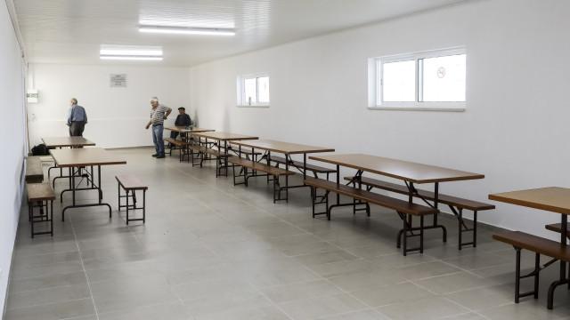 'Bunker' na Lousã com capacidade para 150 pessoas em caso de incêndio